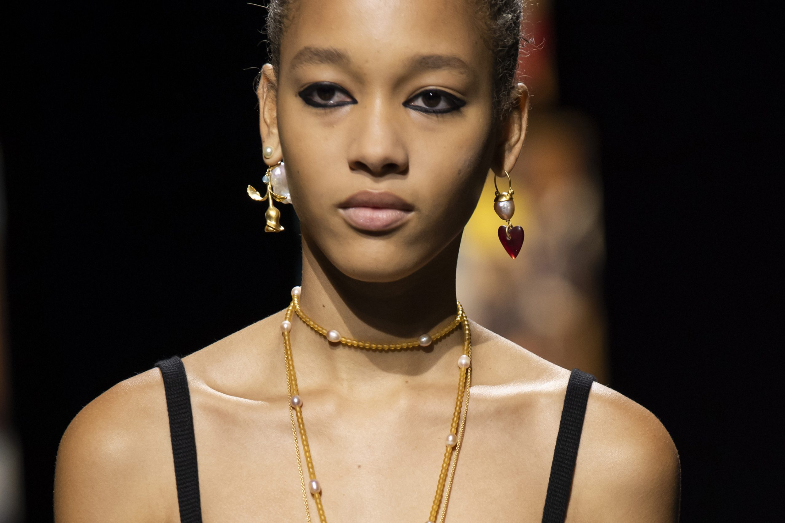 Top 50 Jewelry of Spring 2021 RTW Fashion Shows
