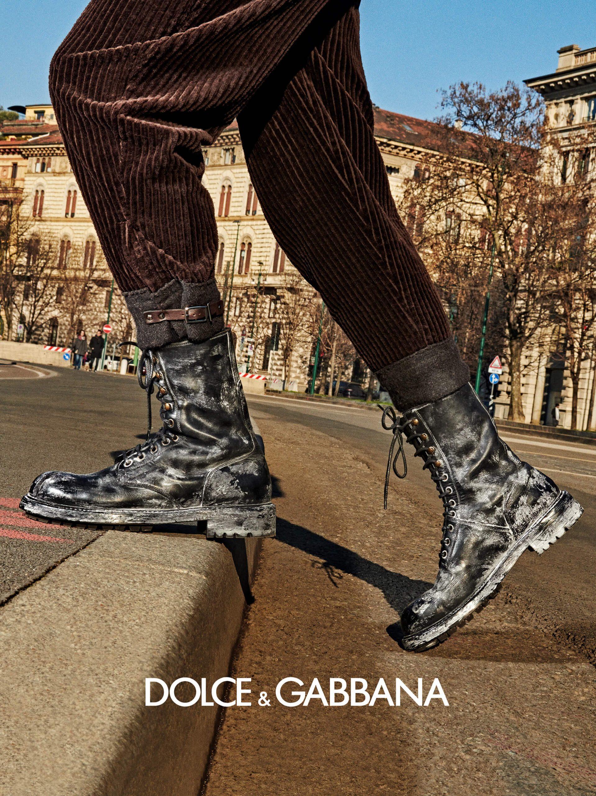 Dolce & Gabbana Fall 2020 Ad Campaign Photos