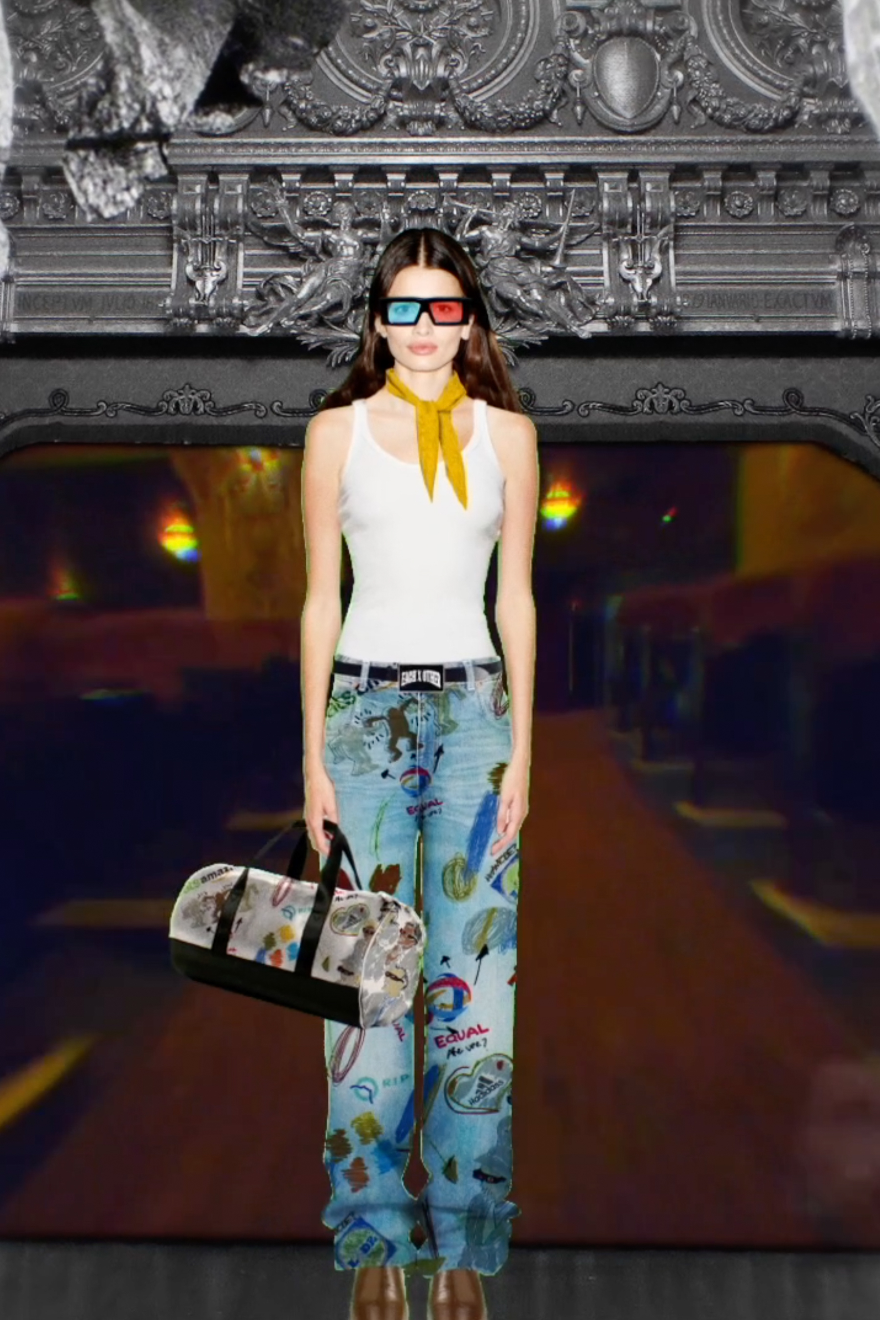 Each X Other Spring 2021 Fashion Show Photos