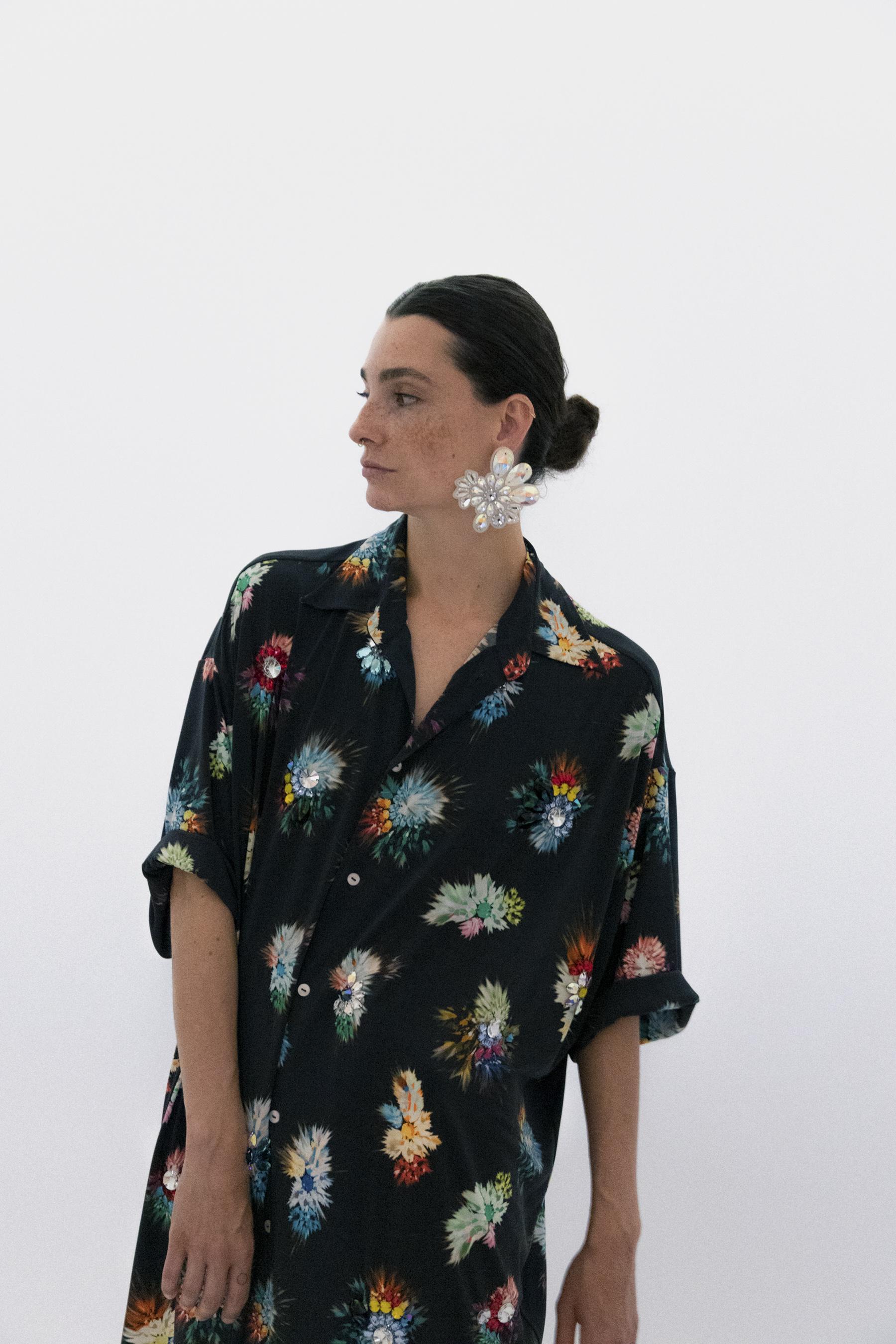 Ester Manas Spring 2021 Fashion Show Photos