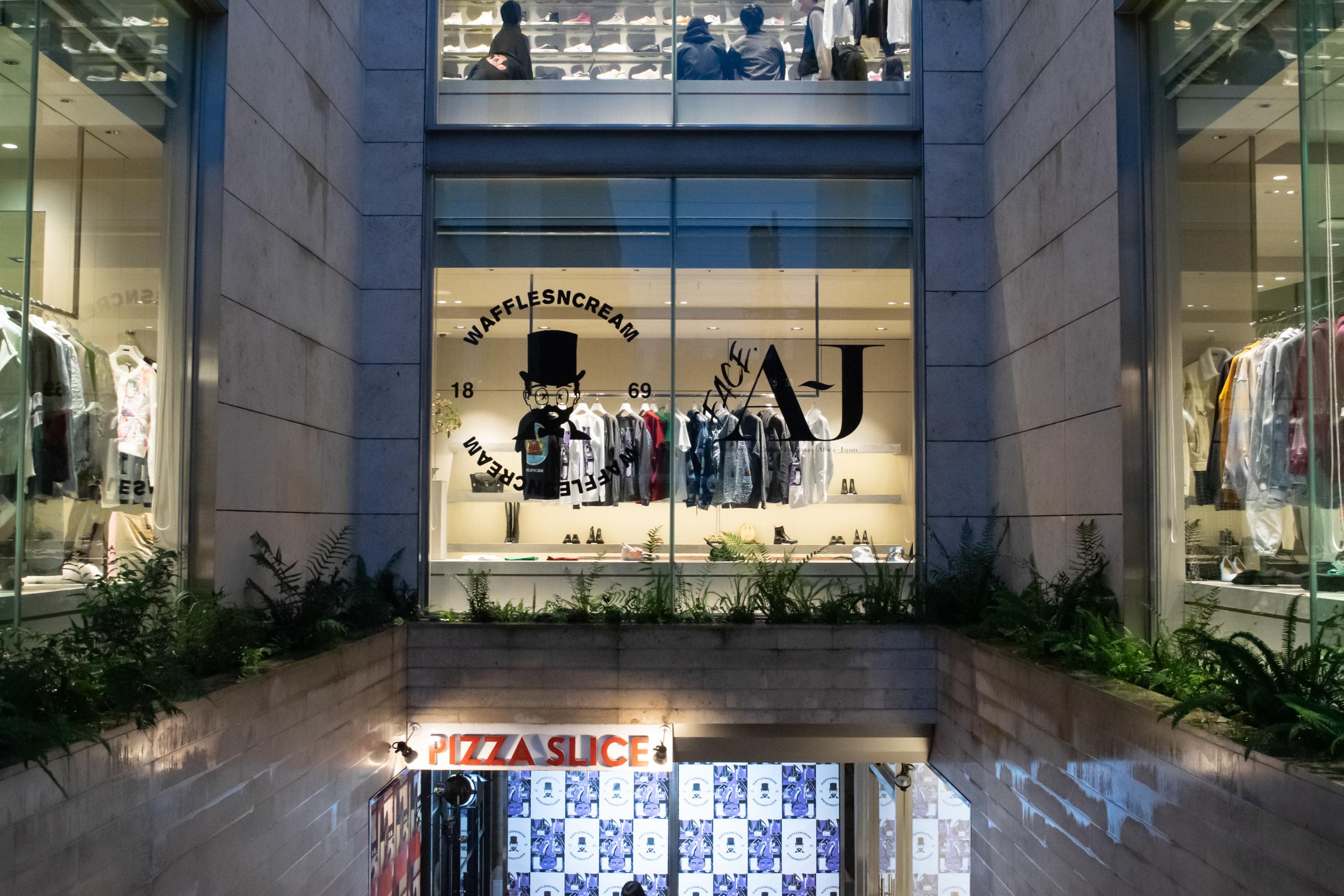 Face A-j Spring 2021 Fashion Show