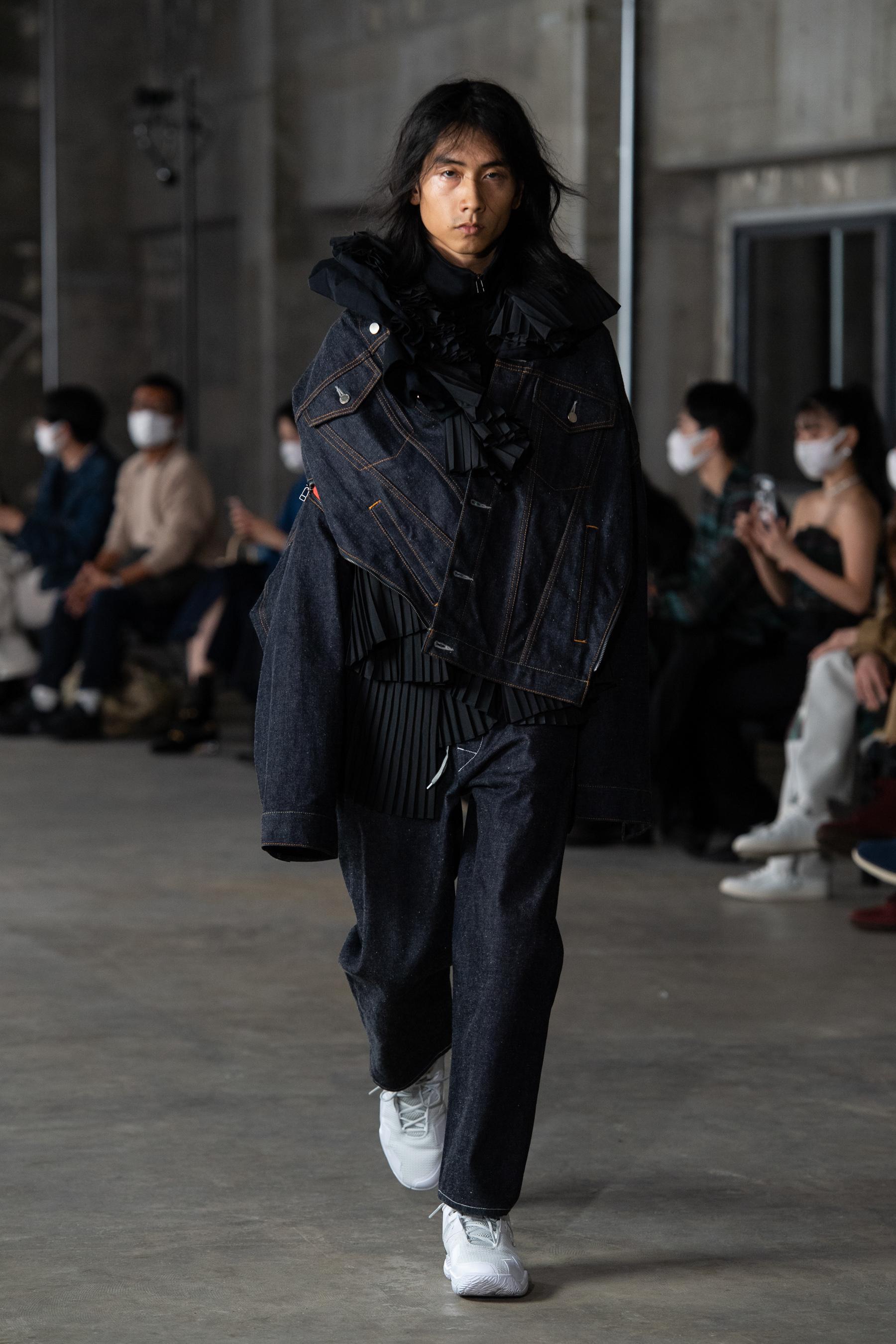 Facetasm Spring 2021 Fashion Show
