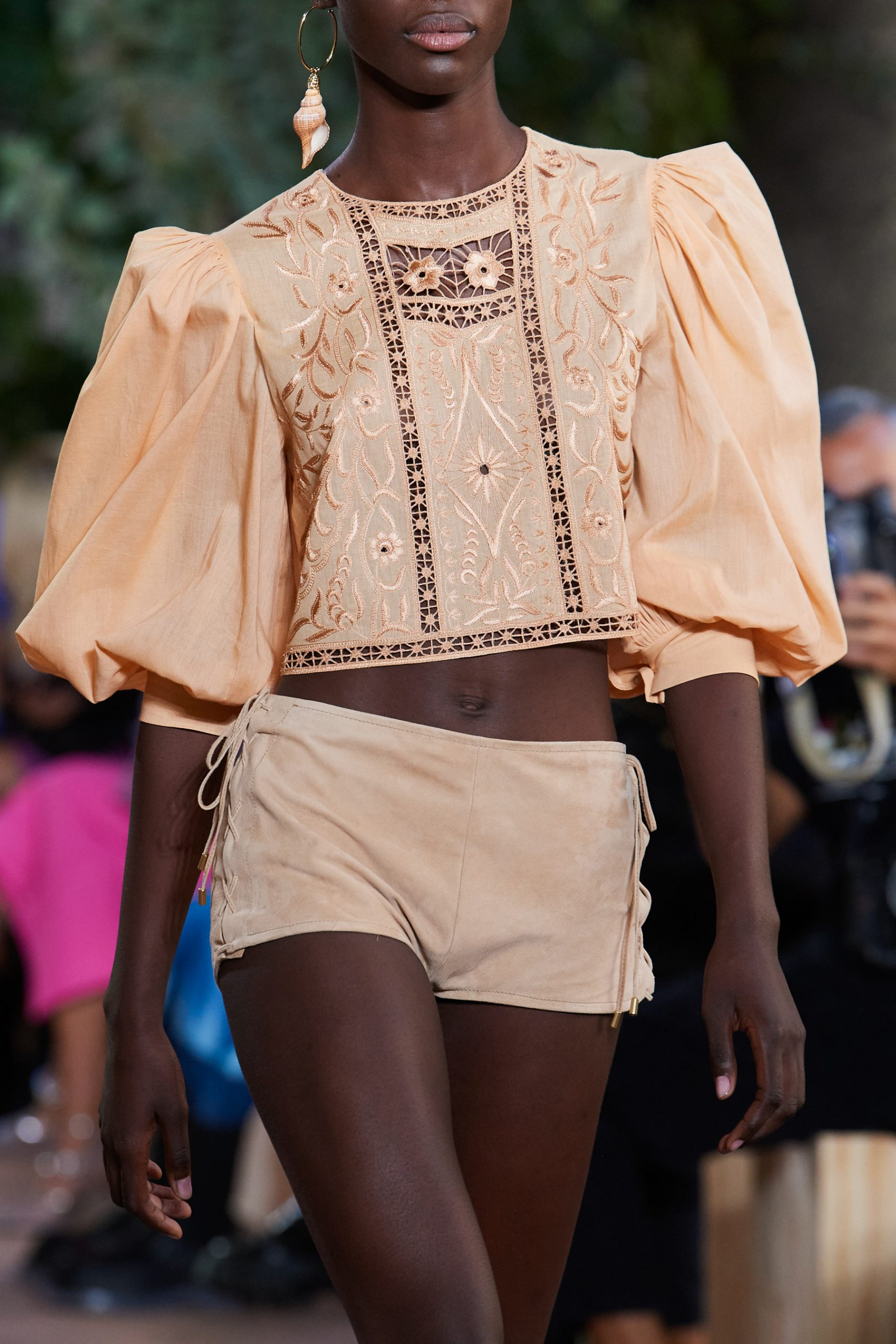 Poetry Blouse Spring 2021 Fashion Trend