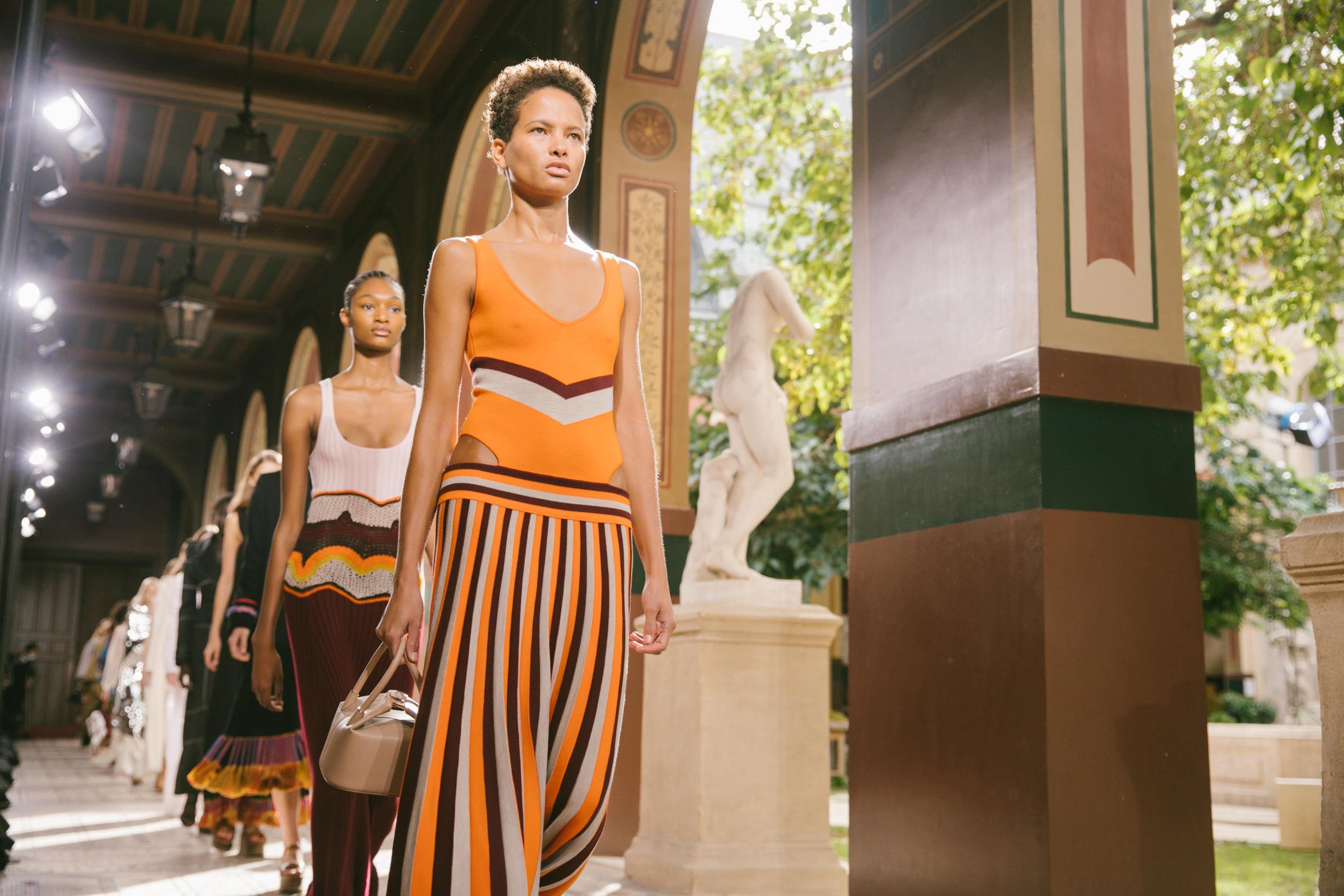 Gabriela Hearst Spring 2021 Fashion Show Photos
