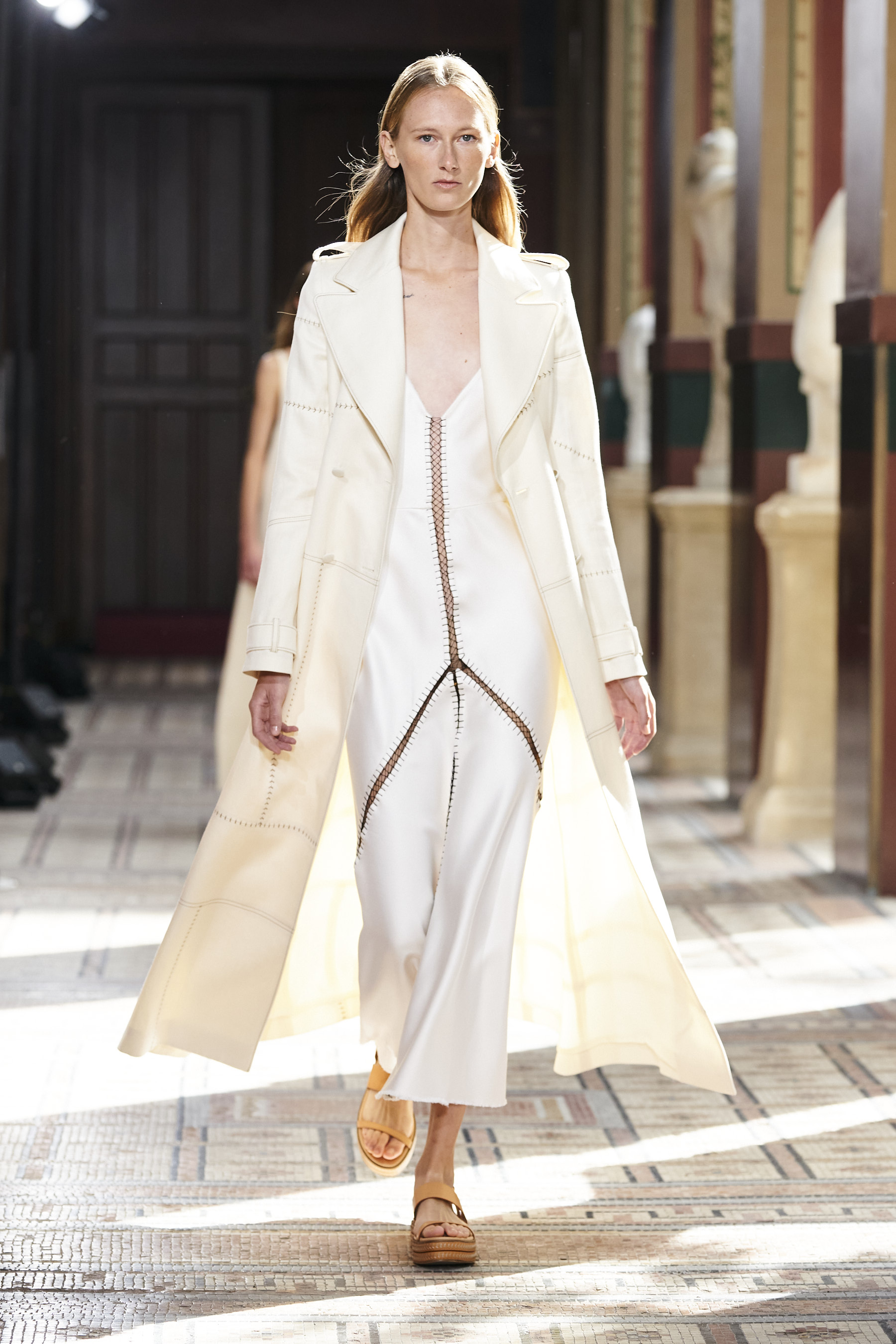 Gabriela Hearst Spring 2021 fashion Show