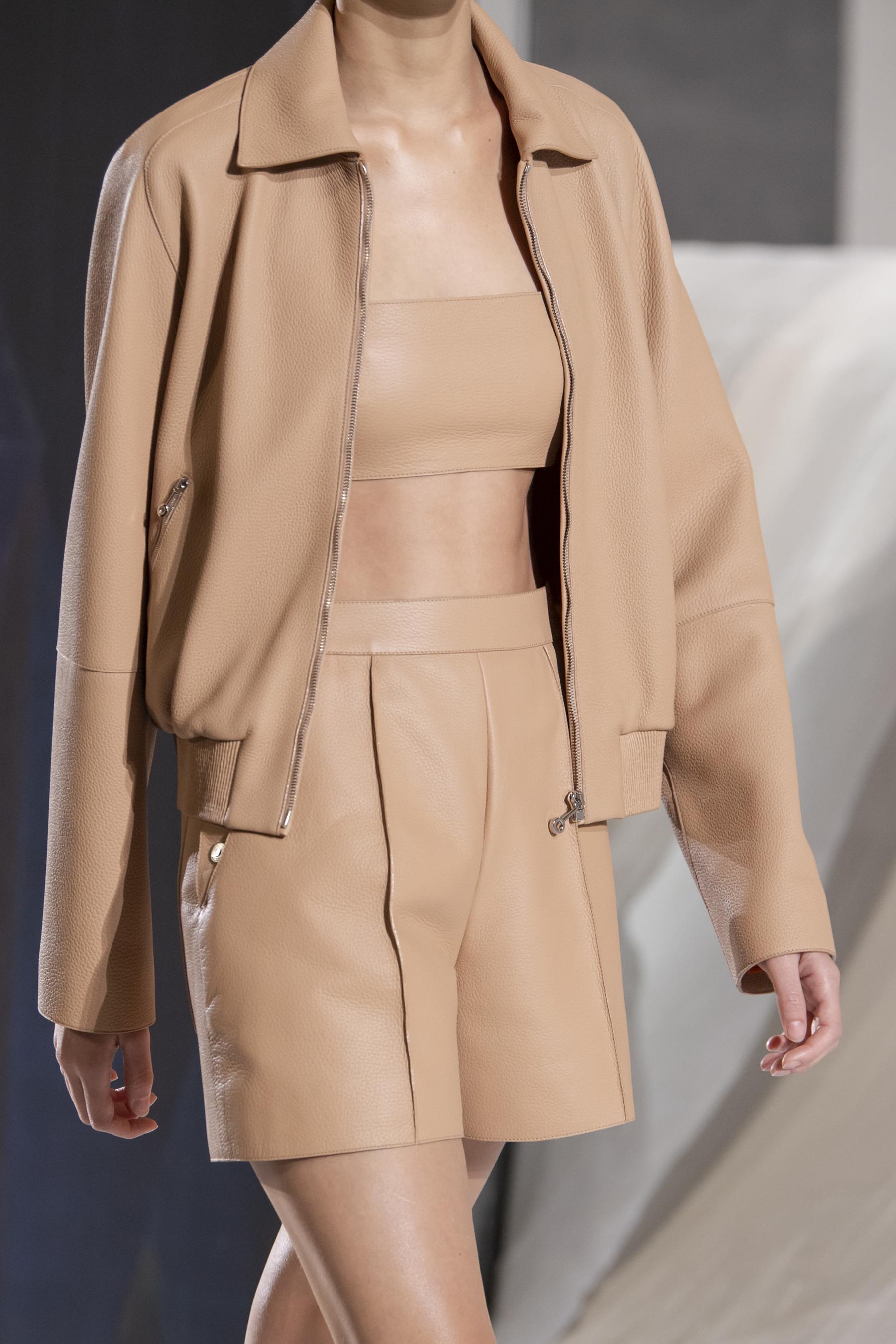 Hermes Spring 2021 Fashion Show Details