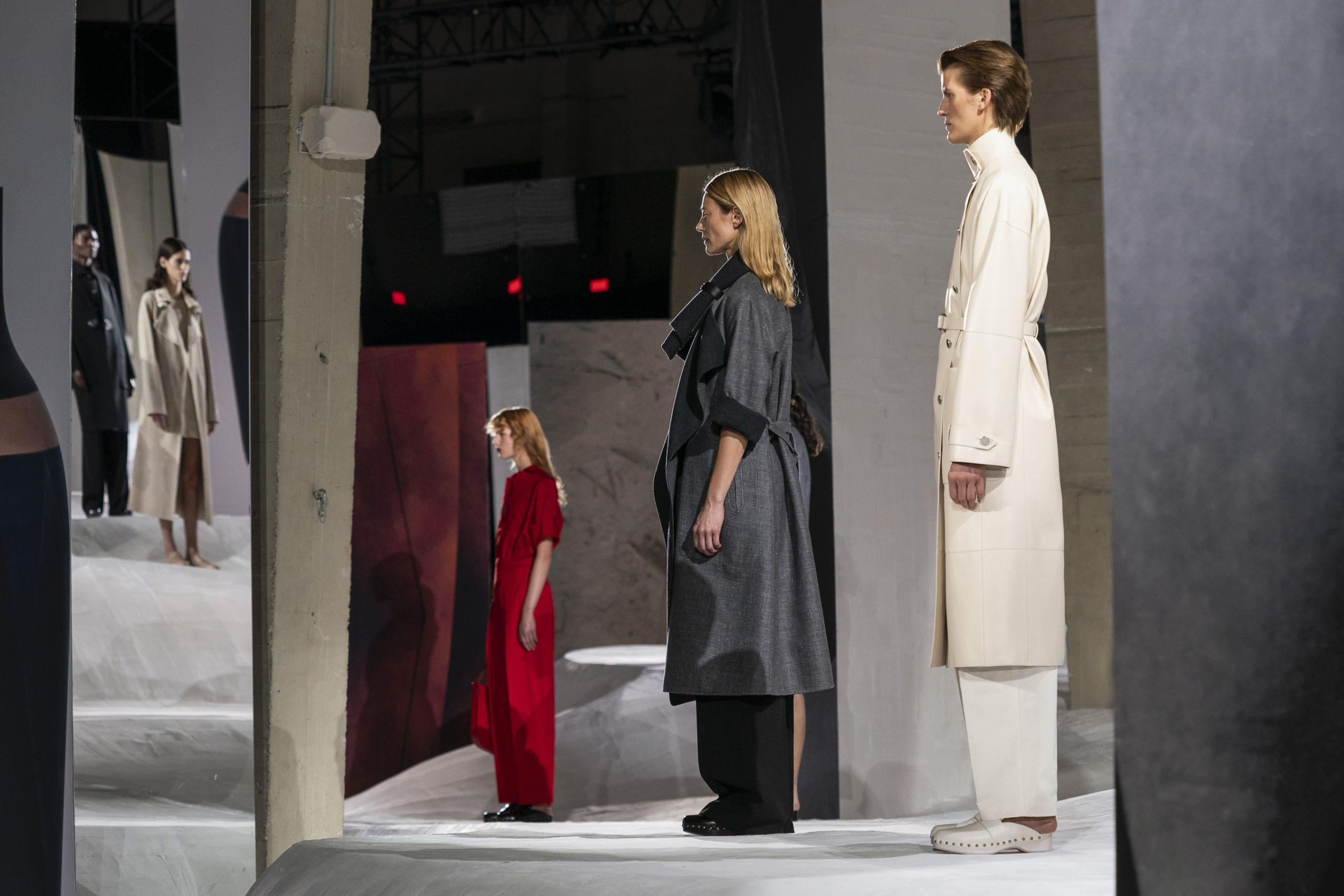 Hermes Spring 2021 Fashion Show Film