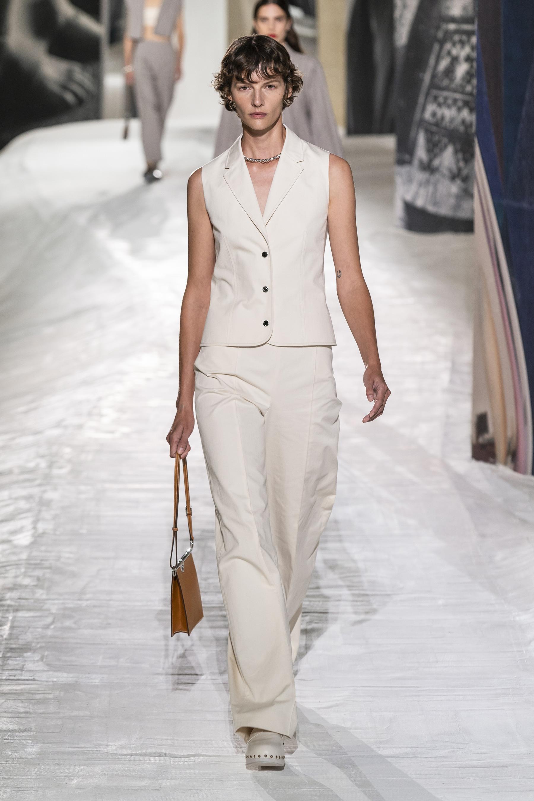 Hermes Spring 2021 Fashion Show