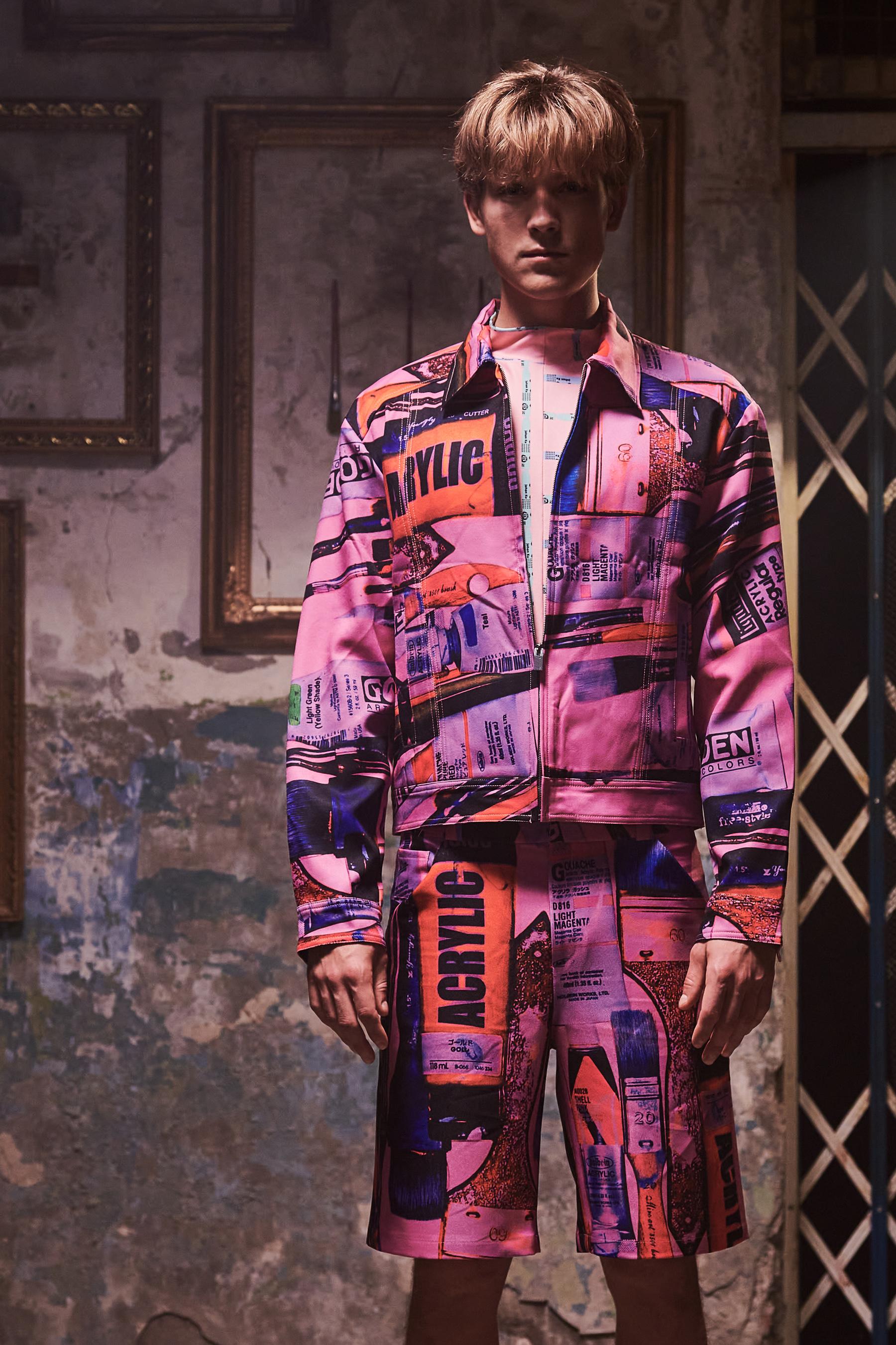 Johan Ku Gold Label Spring 2021 Fashion Show