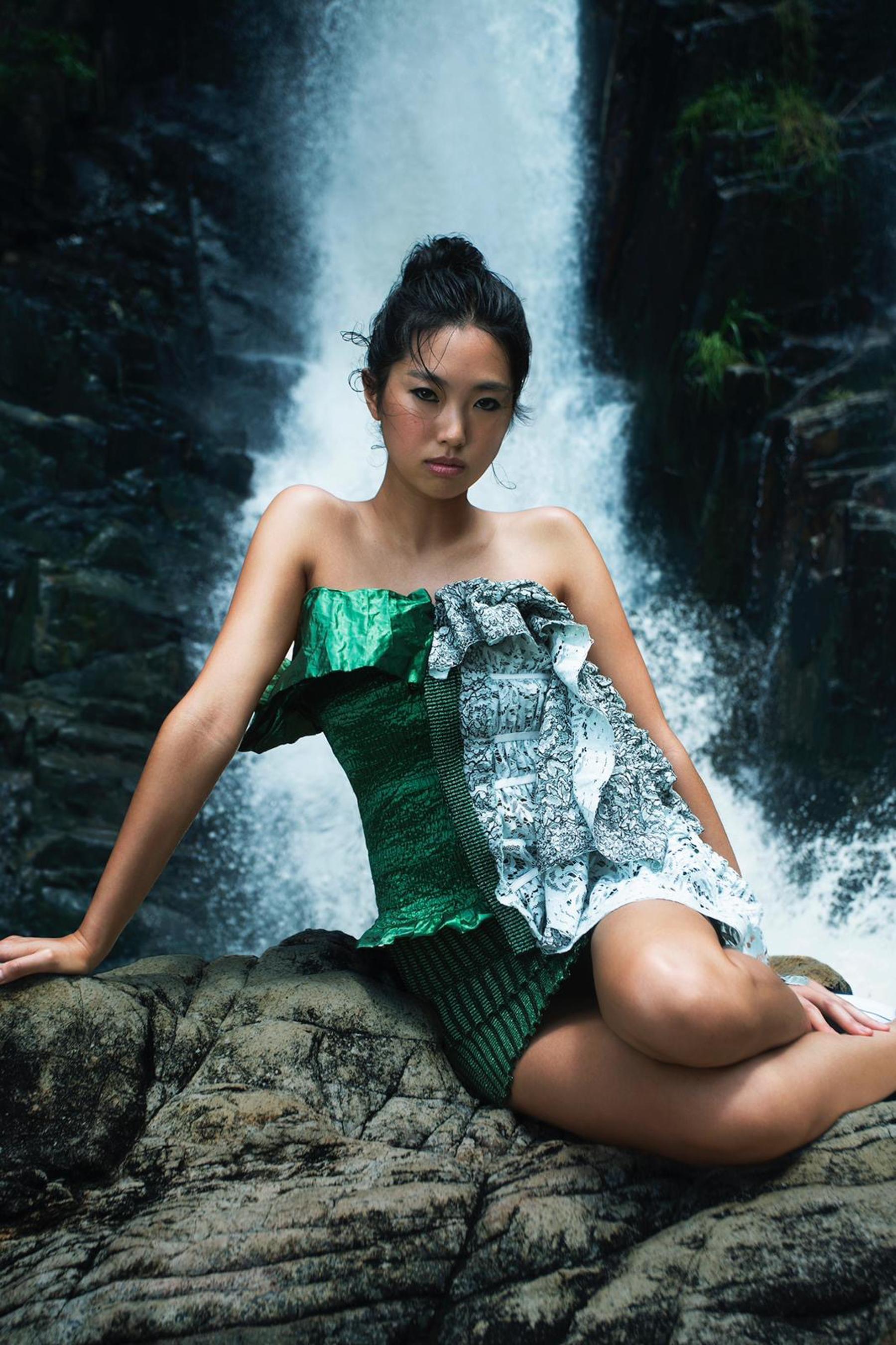 Anais Jourden Spring 2021 Fashion Show Photos