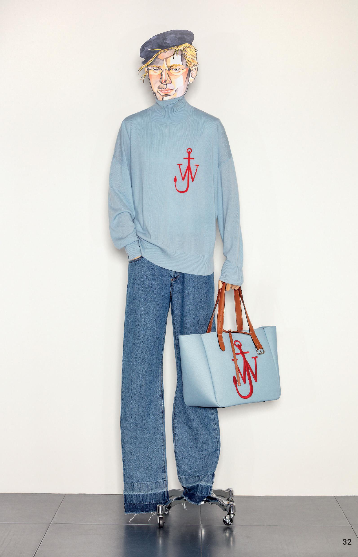 Blue Steel Spring 2021 Fashion Trend