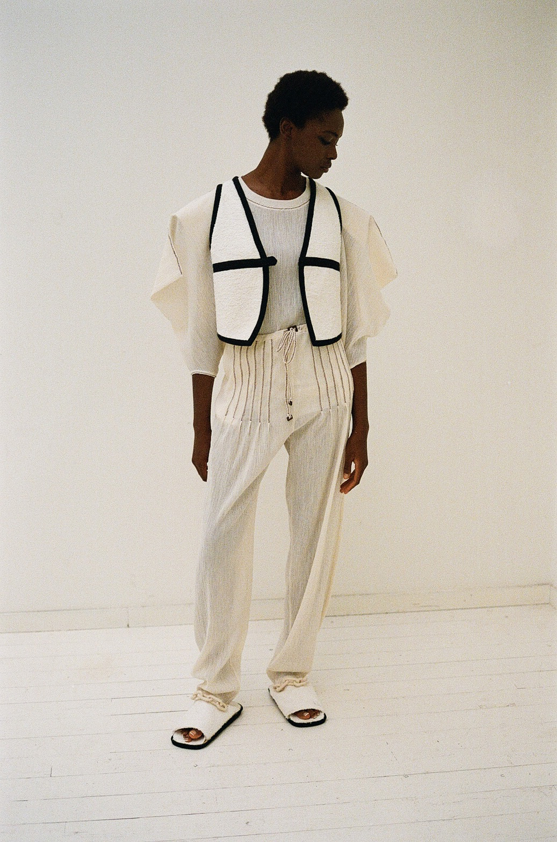 Veronique Leroy Spring 2021 Fashion Show Photos