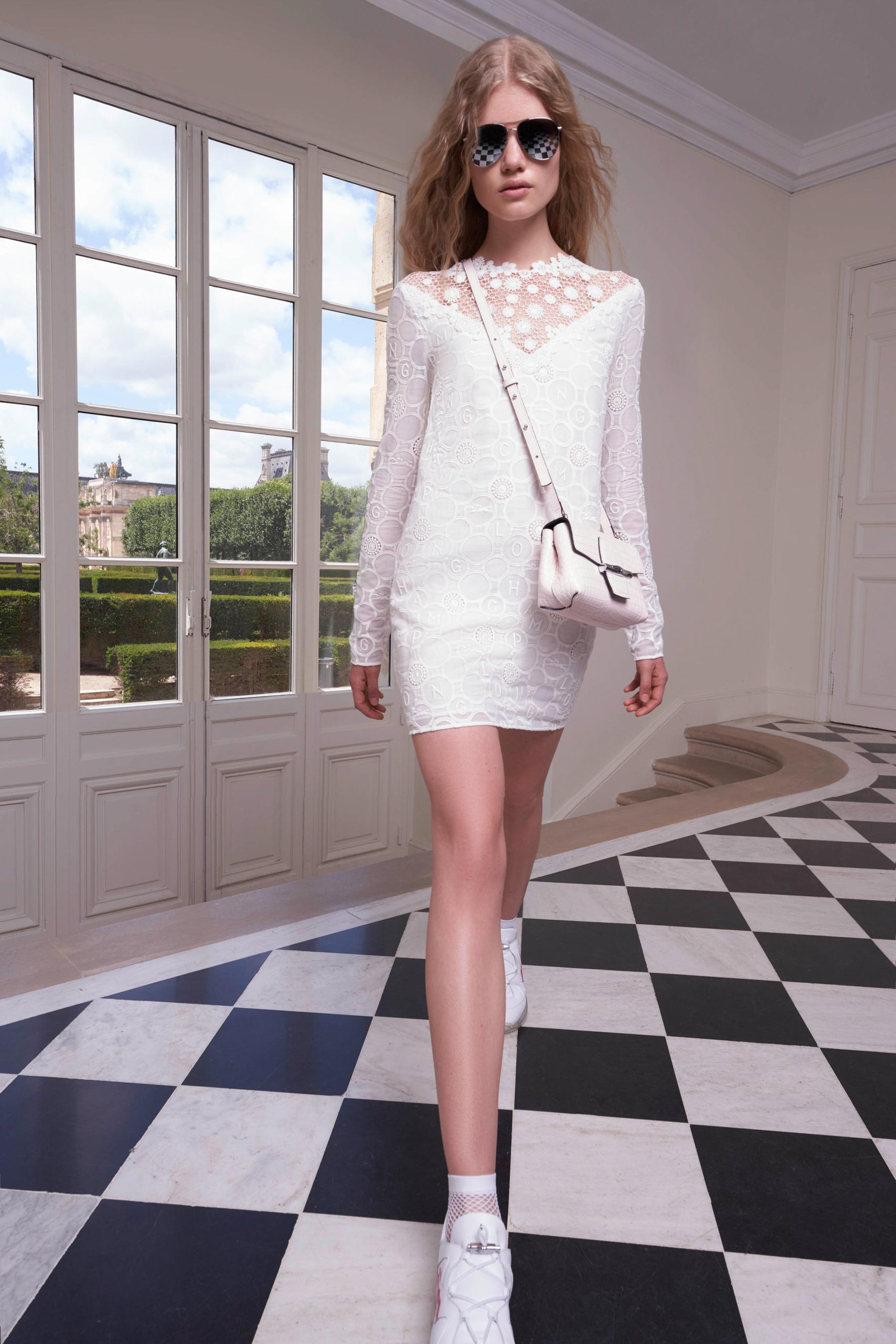 Longchamp Spring 2021 Fashion Show Photos