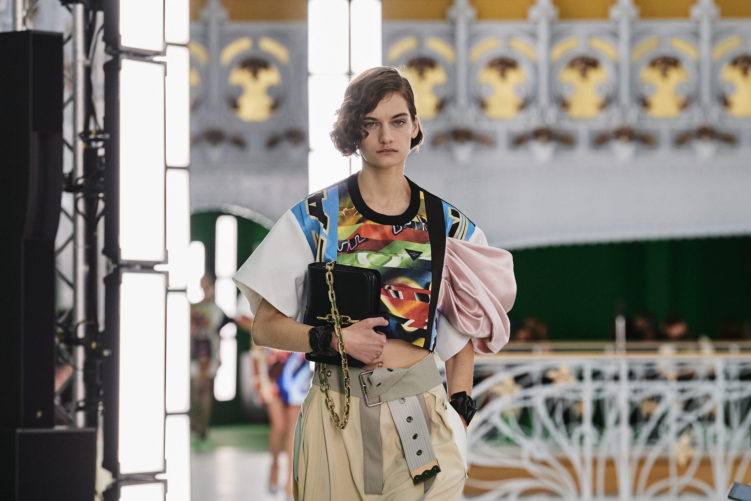 Louis Vuitton Spring 2021 Fashion Show Atmosphere