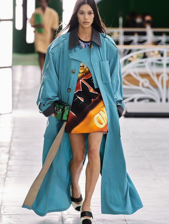 Louis Vuitton Spring 2021 Fashion Show Photos
