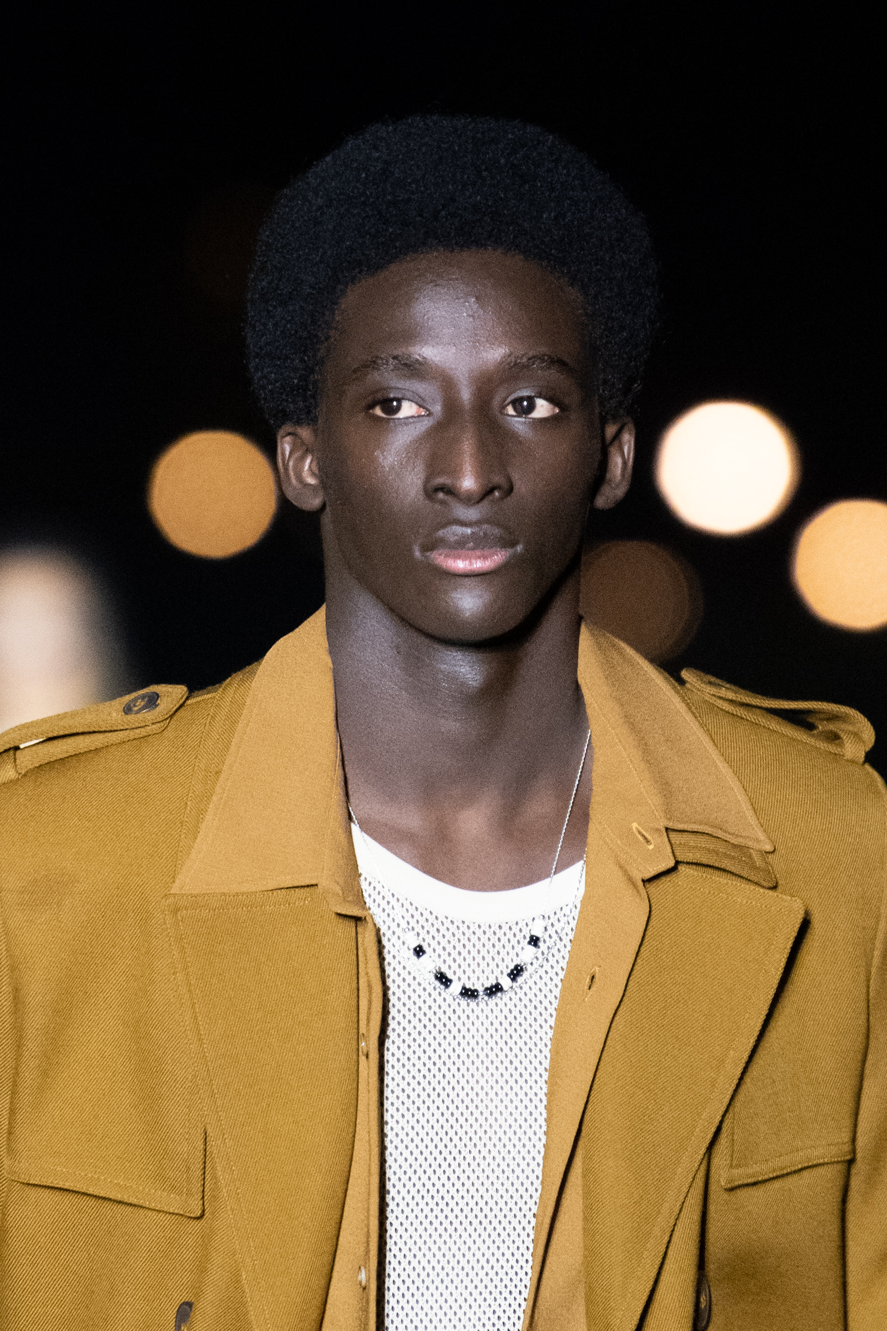 Ami Alexandre Mattiussi Spring 2021 Fashion Show Photos