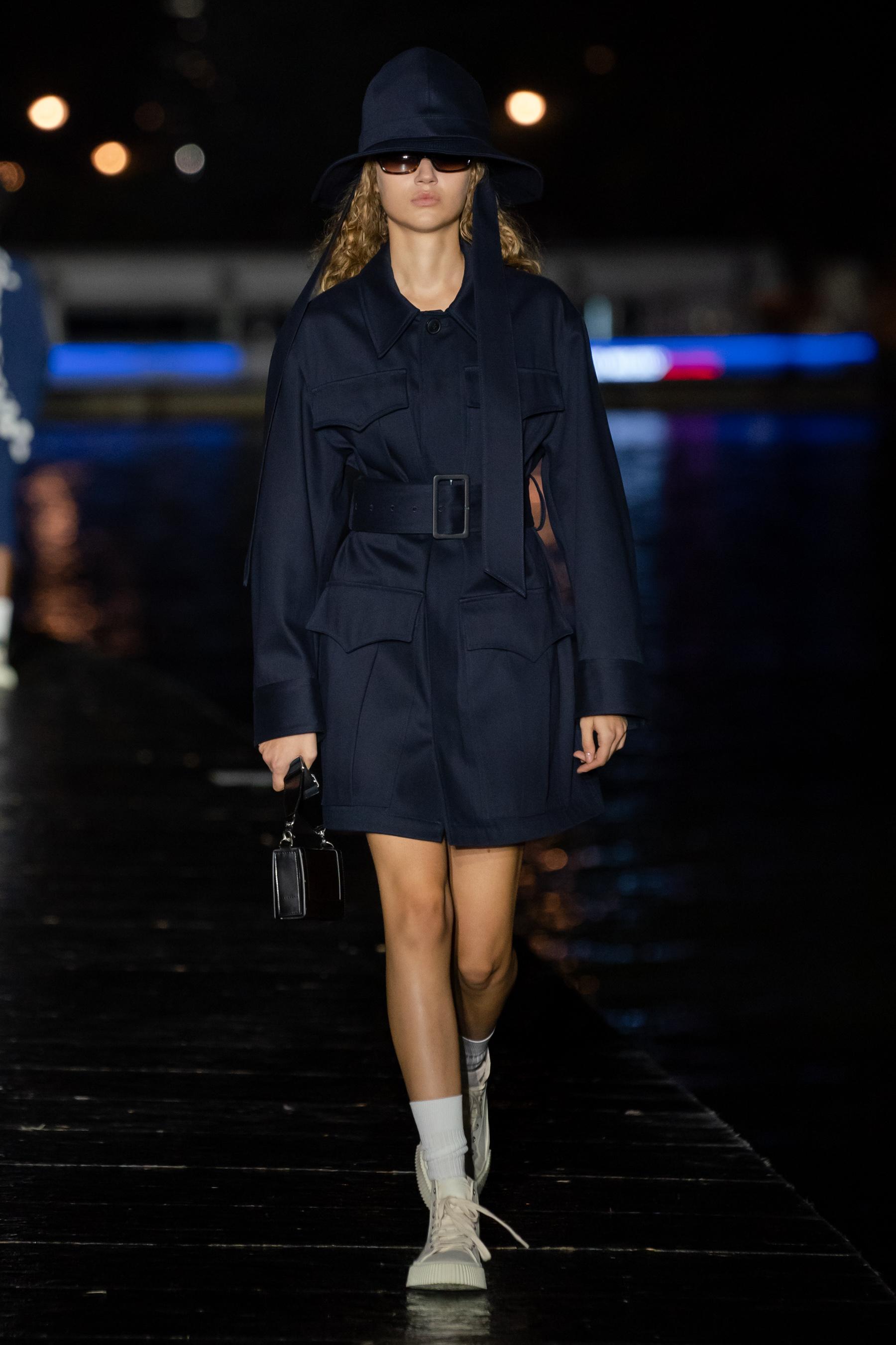 Ami Alexandre Mattiussi Spring 2021 Fashion Show Photos