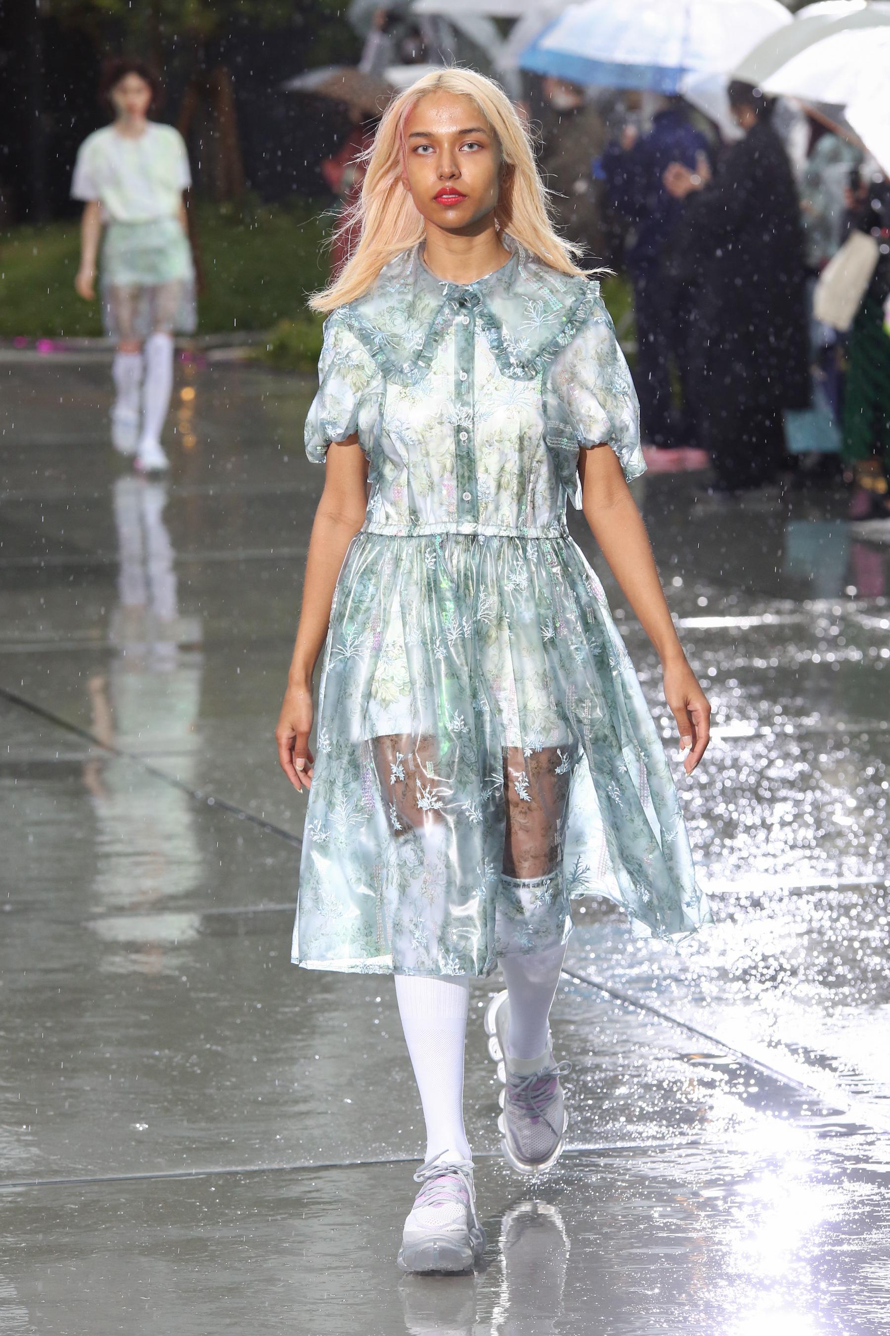 Mikio Sakabe Spring 2021 Fashion Show