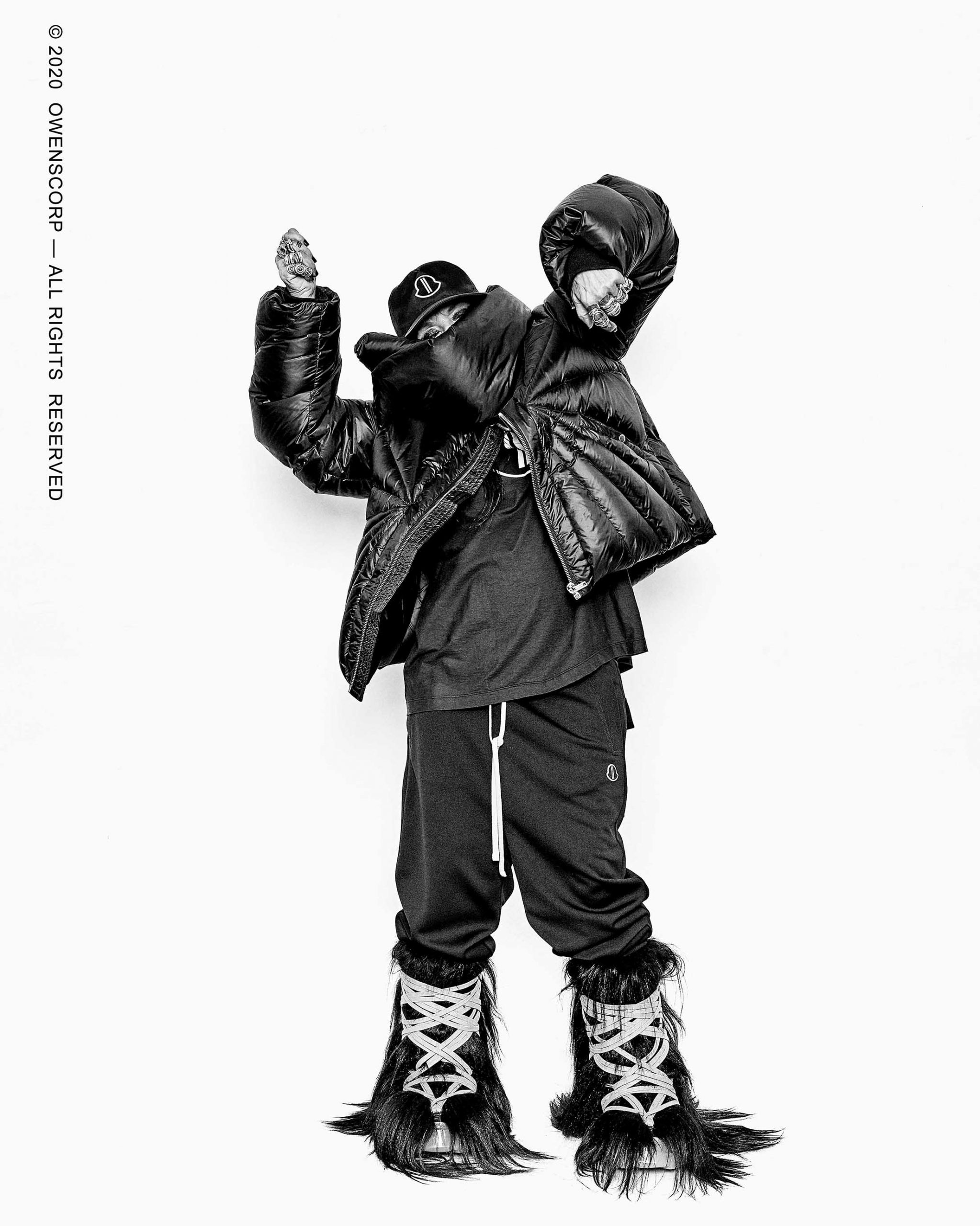 Michele Lamy Readies Milan For A New Moncler + Rick Owens Collection