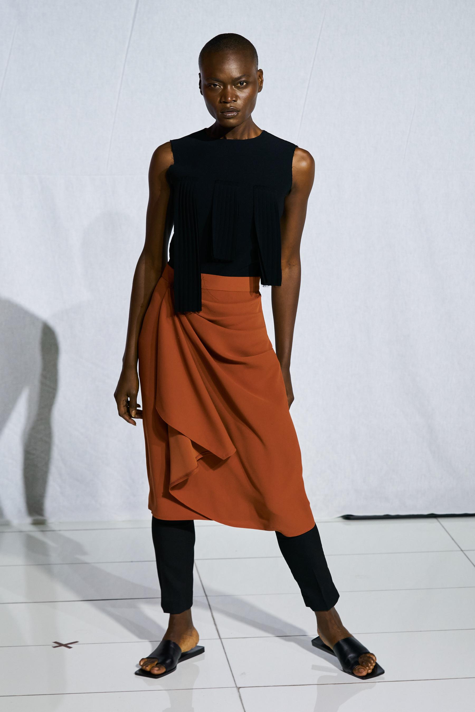 Mossi Spring 2021 Fashion Show Photos