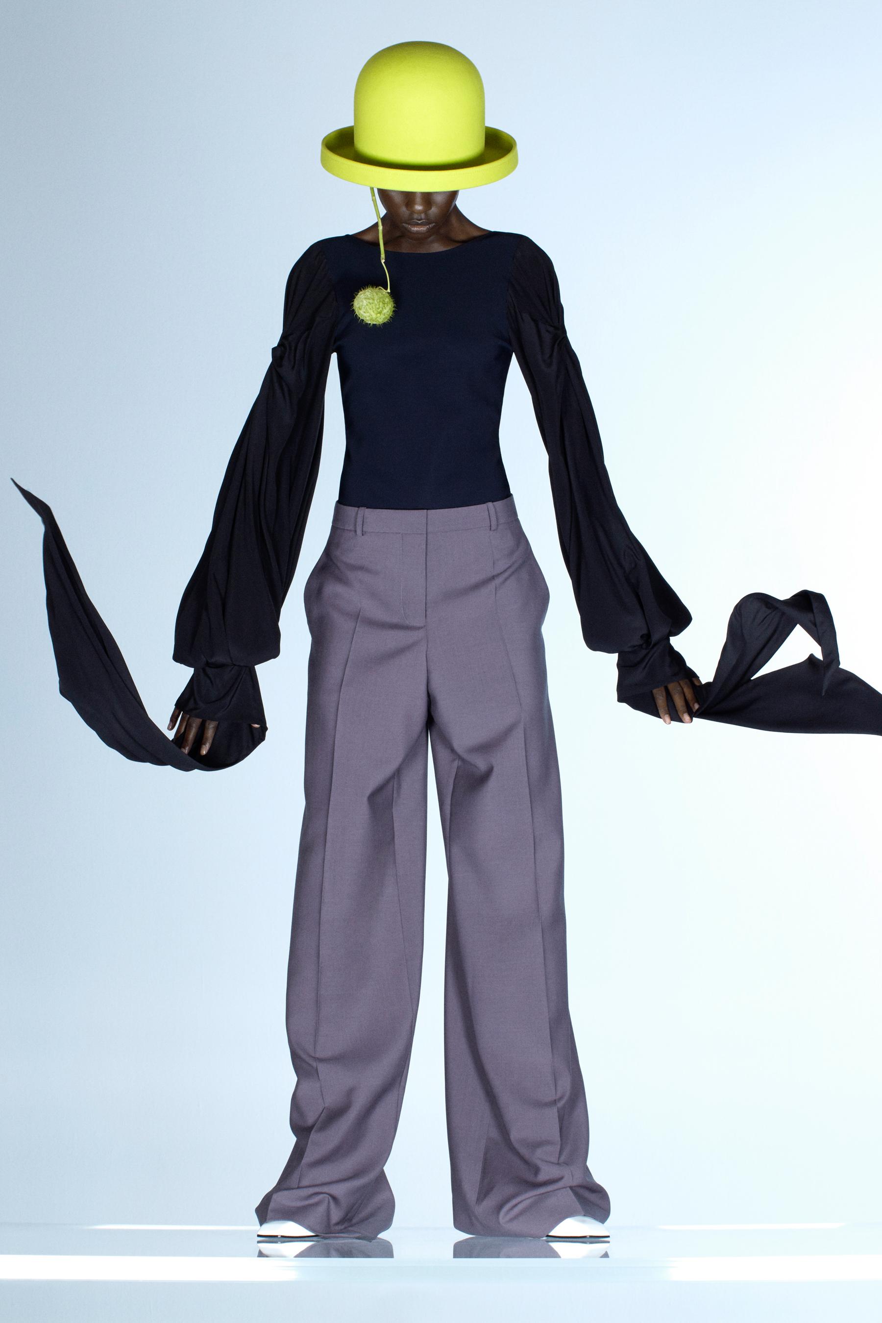Nina Ricci Spring 2021 Fashion Show Photos