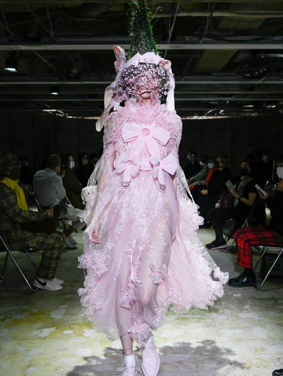 Noir Kei Ninomiya Spring 2021 Fashion Show Review