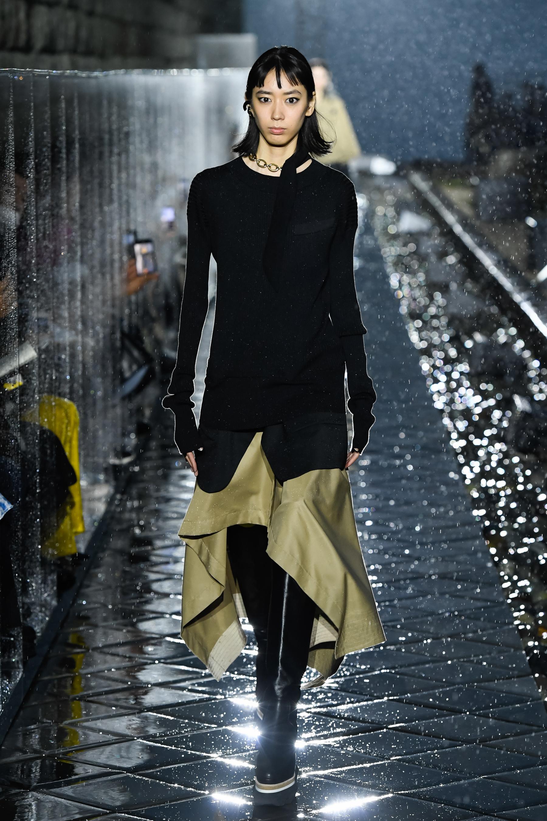 Sacai Spring 2021 Fashion Show