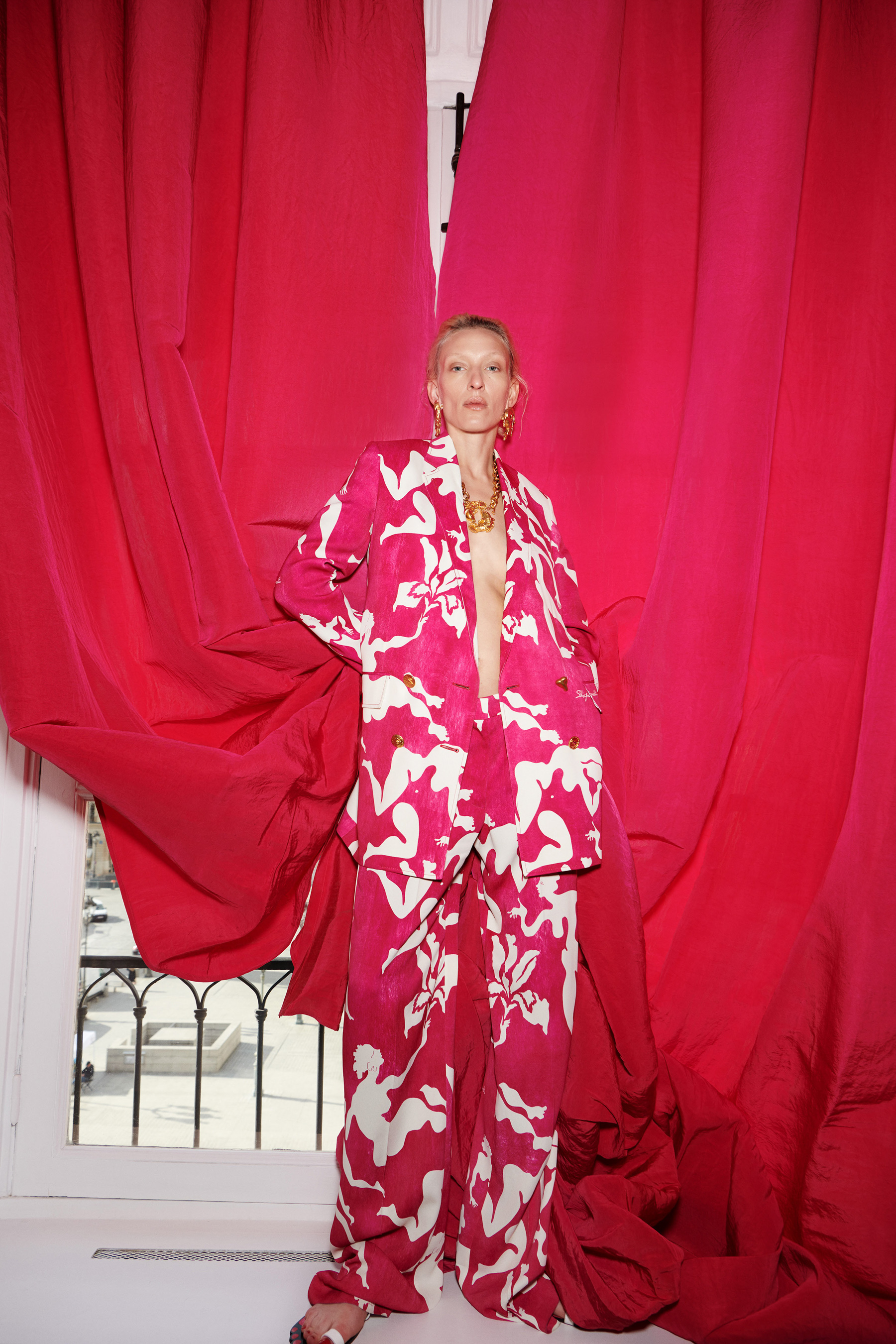 Schiaparelli Spring 2021 Fashion Show Photos