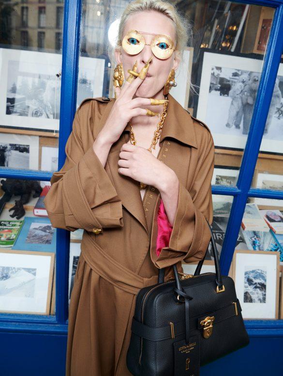 Schiaparelli Spring 2021 Fashion Show Photos