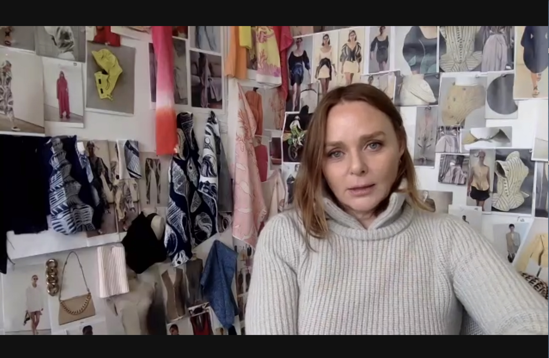Review of Stella McCartney Spring 2021 Fashion Show