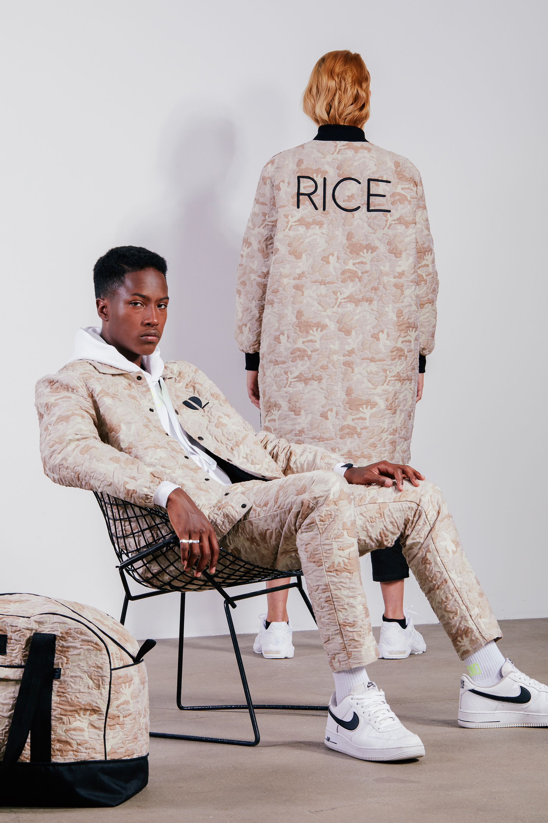 Studio Rice Spring 2021 Fashion Show Photos