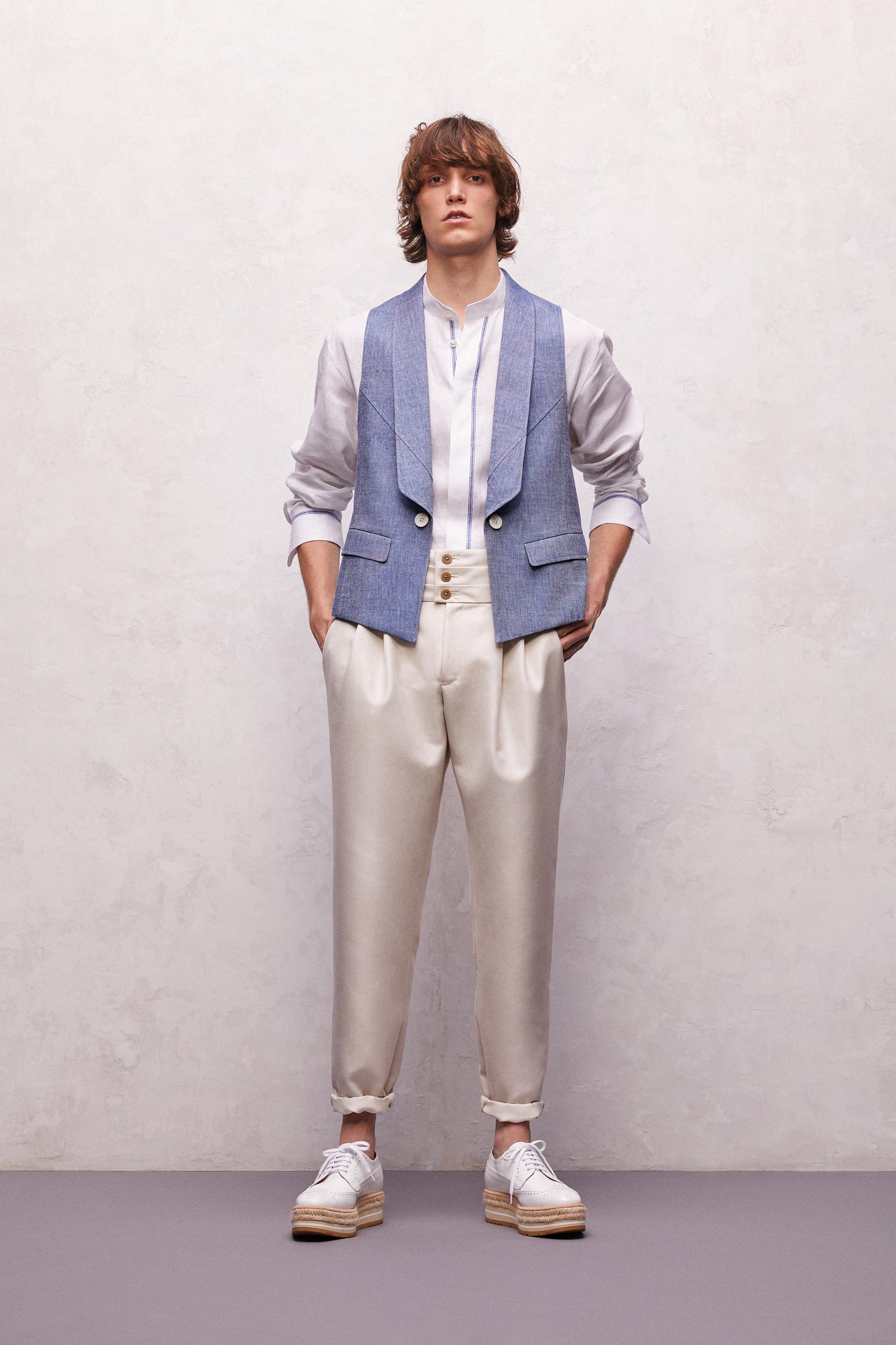 Tae Ashida Spring 2021 Fashion Show