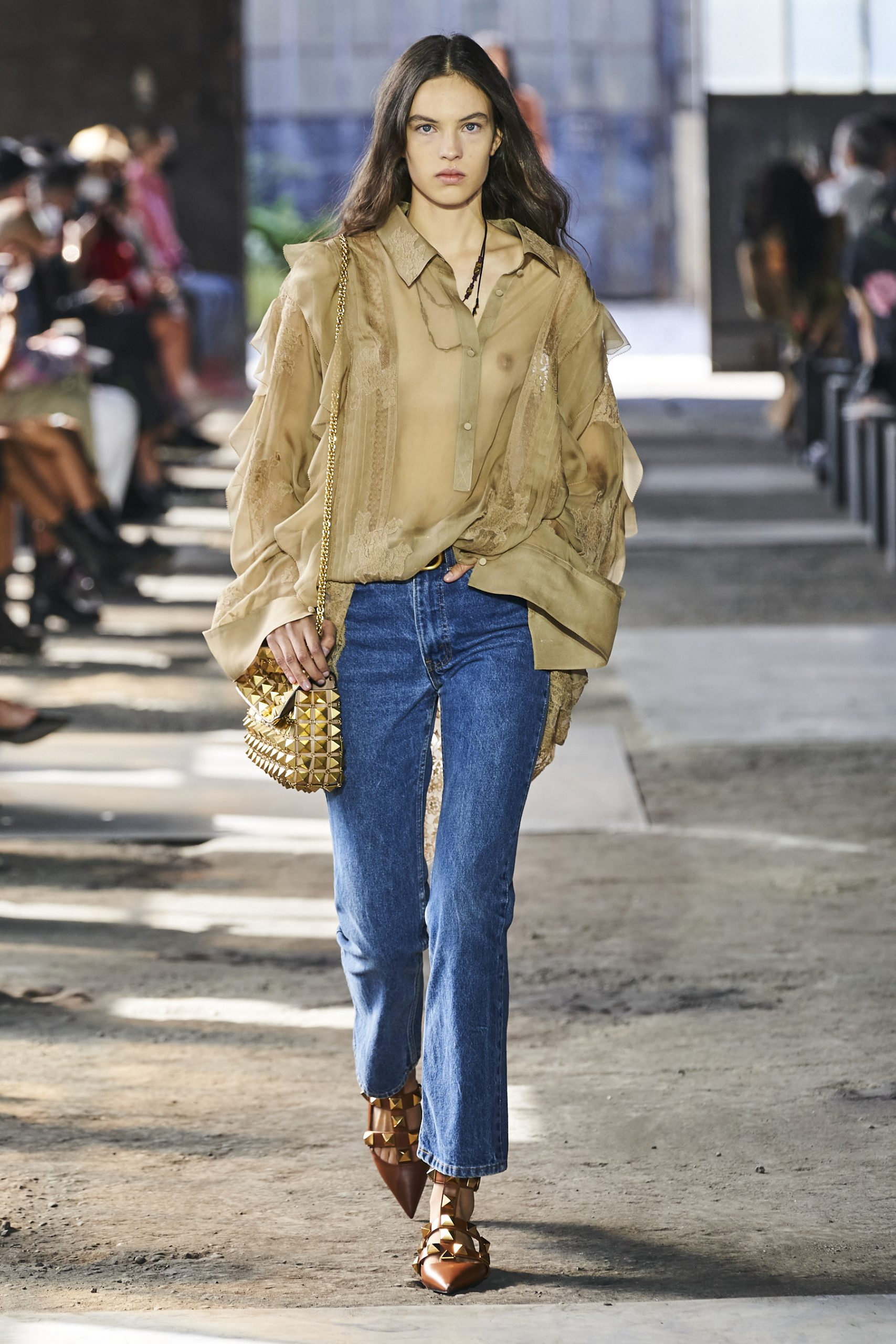 Top 15 Breakout Fashion Show Models of Spring 2021