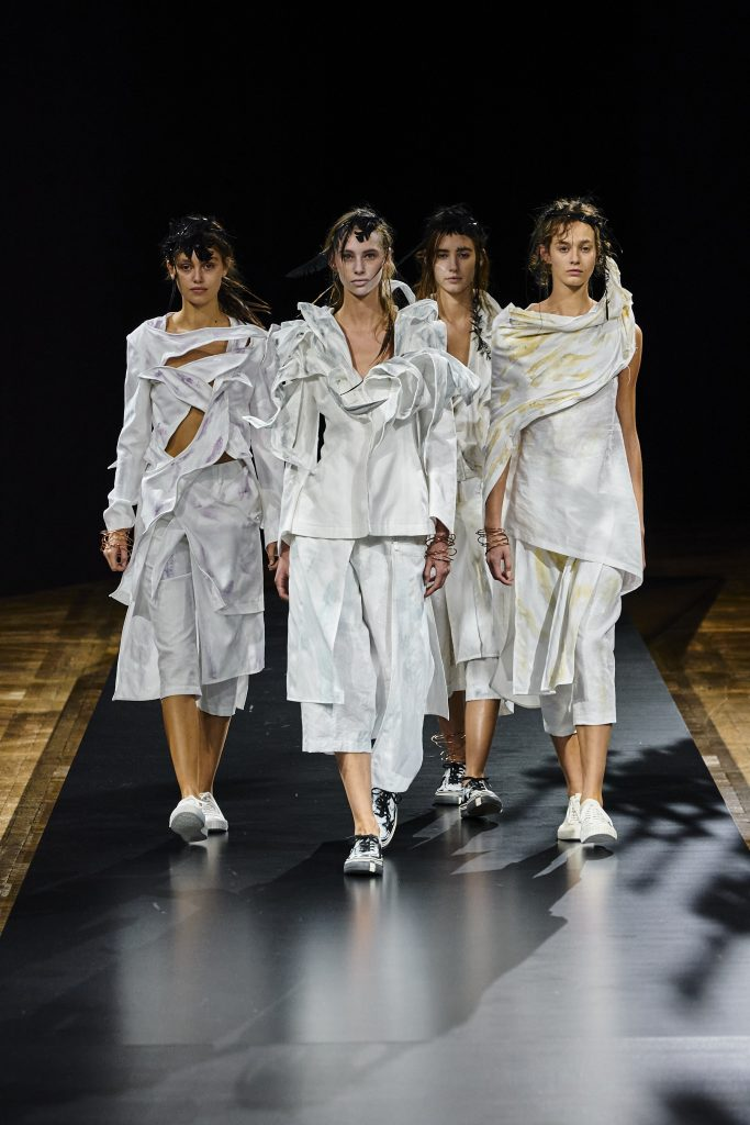 Review of Day 5 of Paris spring 2021 fashion shows