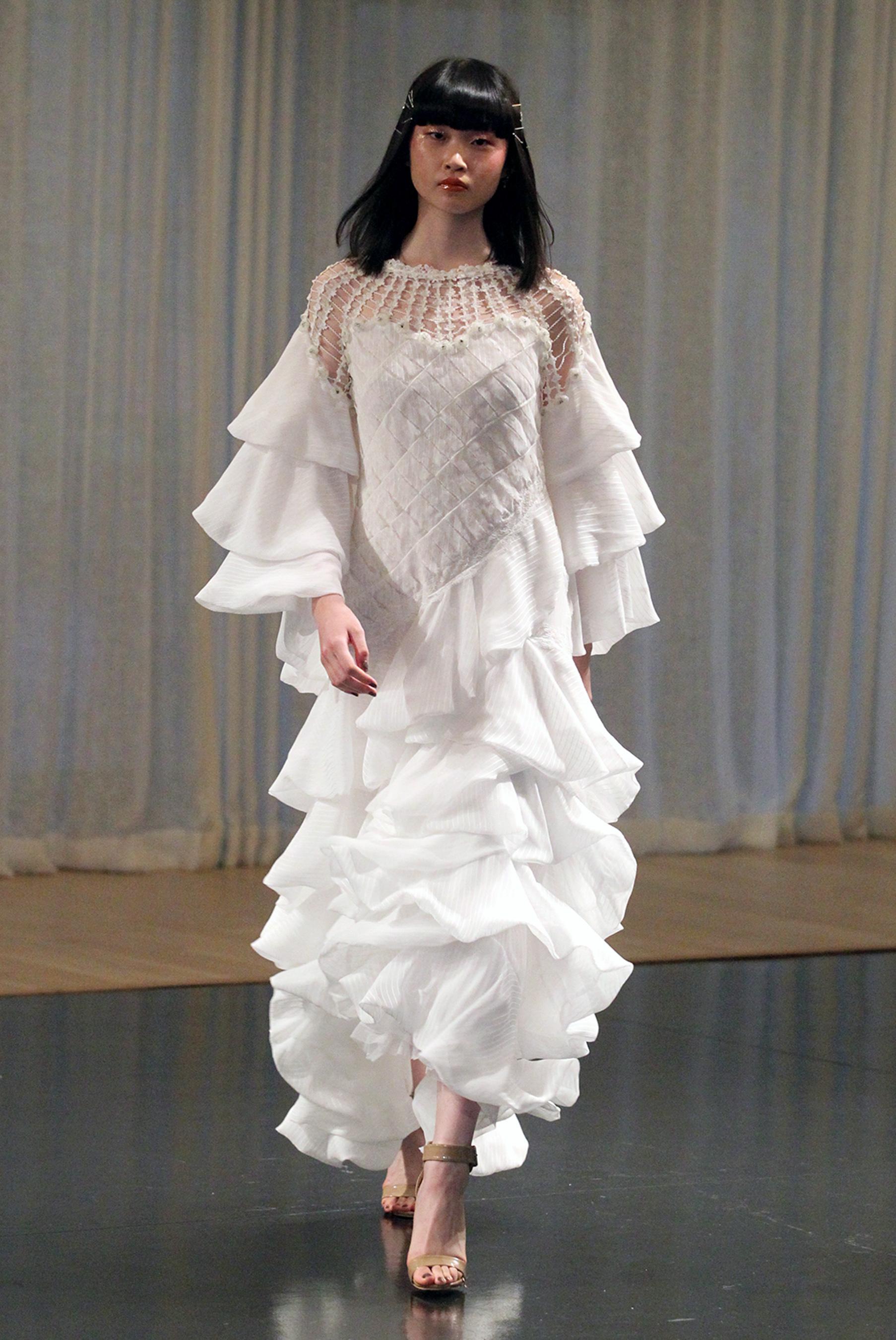 Zin Kato Spring 2021 Fashion Show