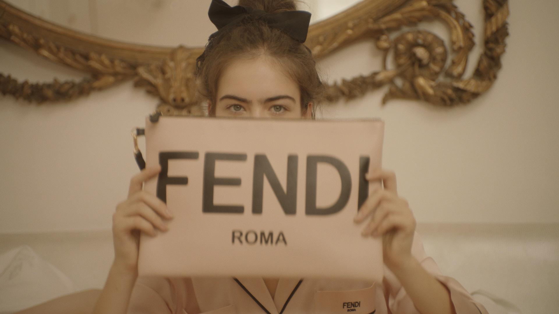 Fendi Holiday 2020 Ad Campaign Film & Photos