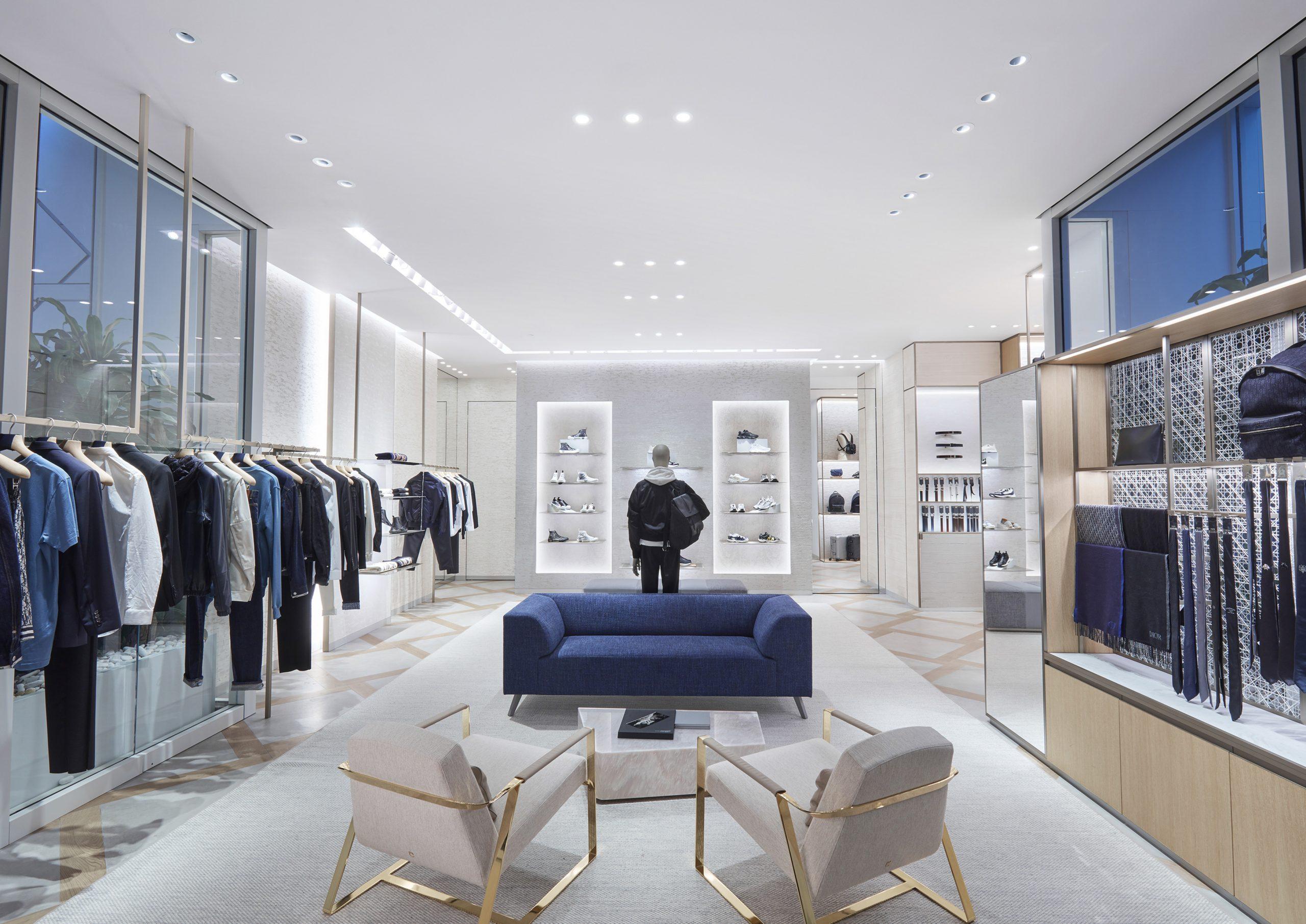 Dior Opens Boutique In Pavilion Kuala Lumpur
