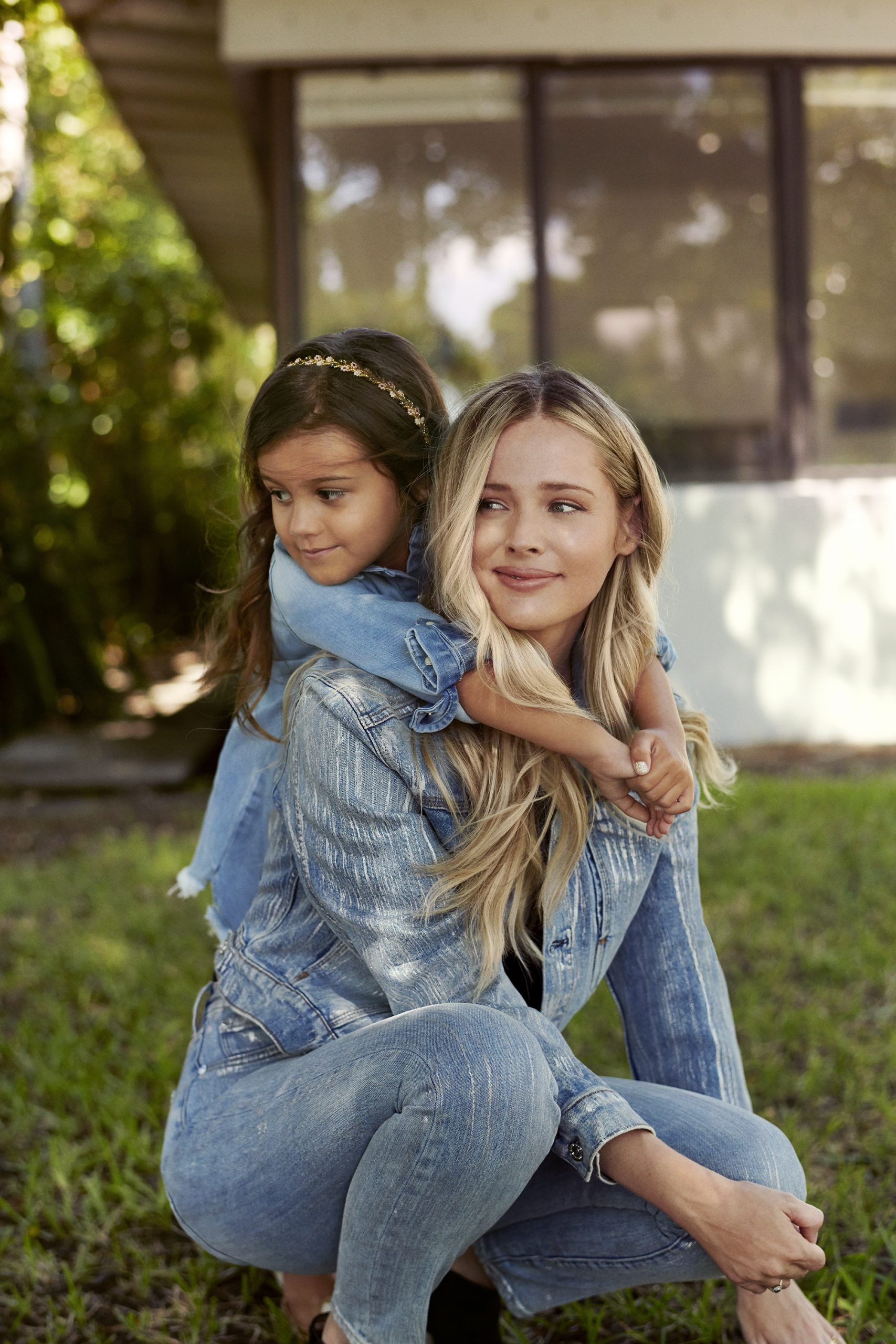Seven For All Mankind Holiday 2020 Ad Campaign Film & Photos