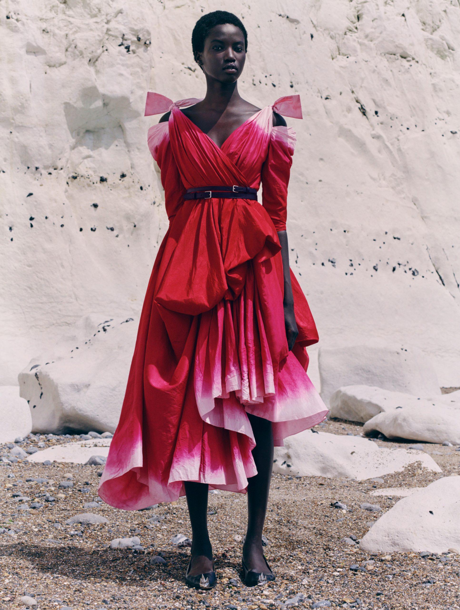 Alexander McQueen Pre-Spring 2021 Fashion Show Review