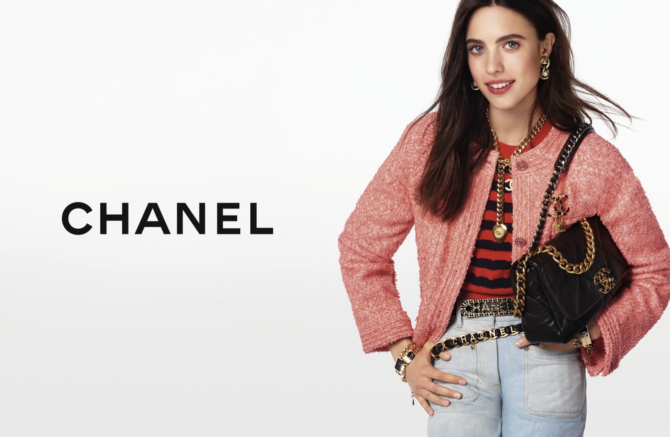 Chanel 19 Bag Holiday 2020 Ad Campaign by Sofia Coppola Film & Photos