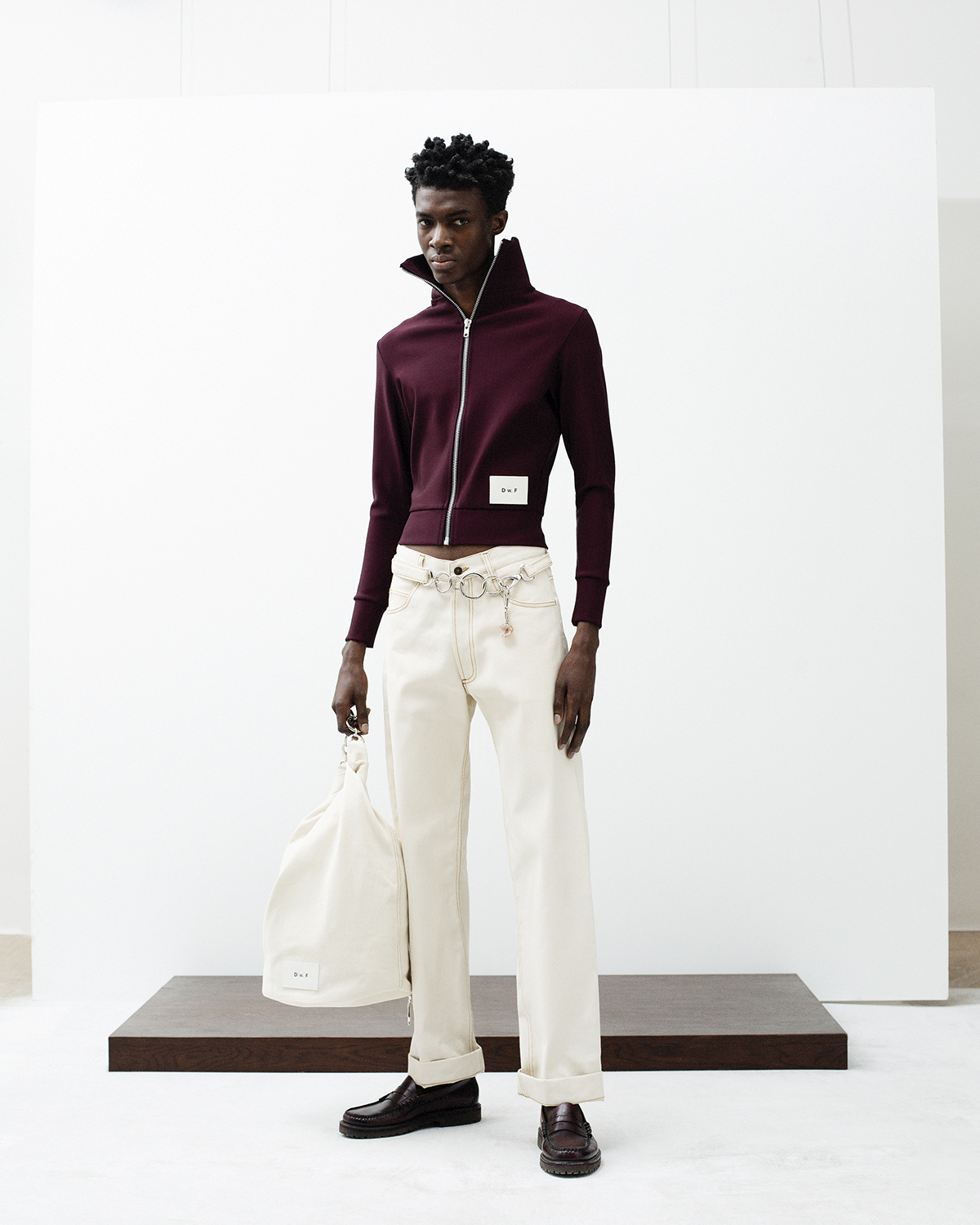 Daniel W. Fletcher Spring 2021 Men's Fashion Show Photos