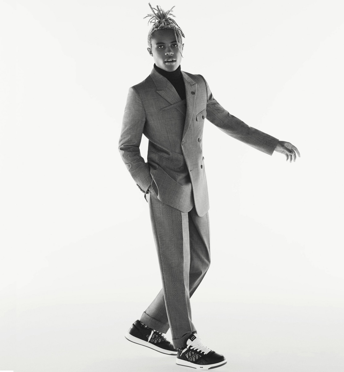 Dior Men's Modern Tailoring Holiday 2020 Ad Campaign Film & Photos