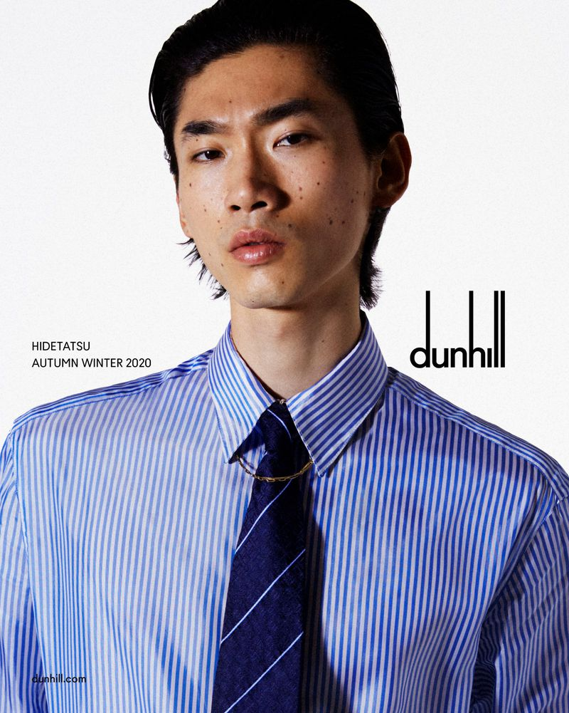 Dunhill Holiday 2020 Ad Campaign Film & Photos