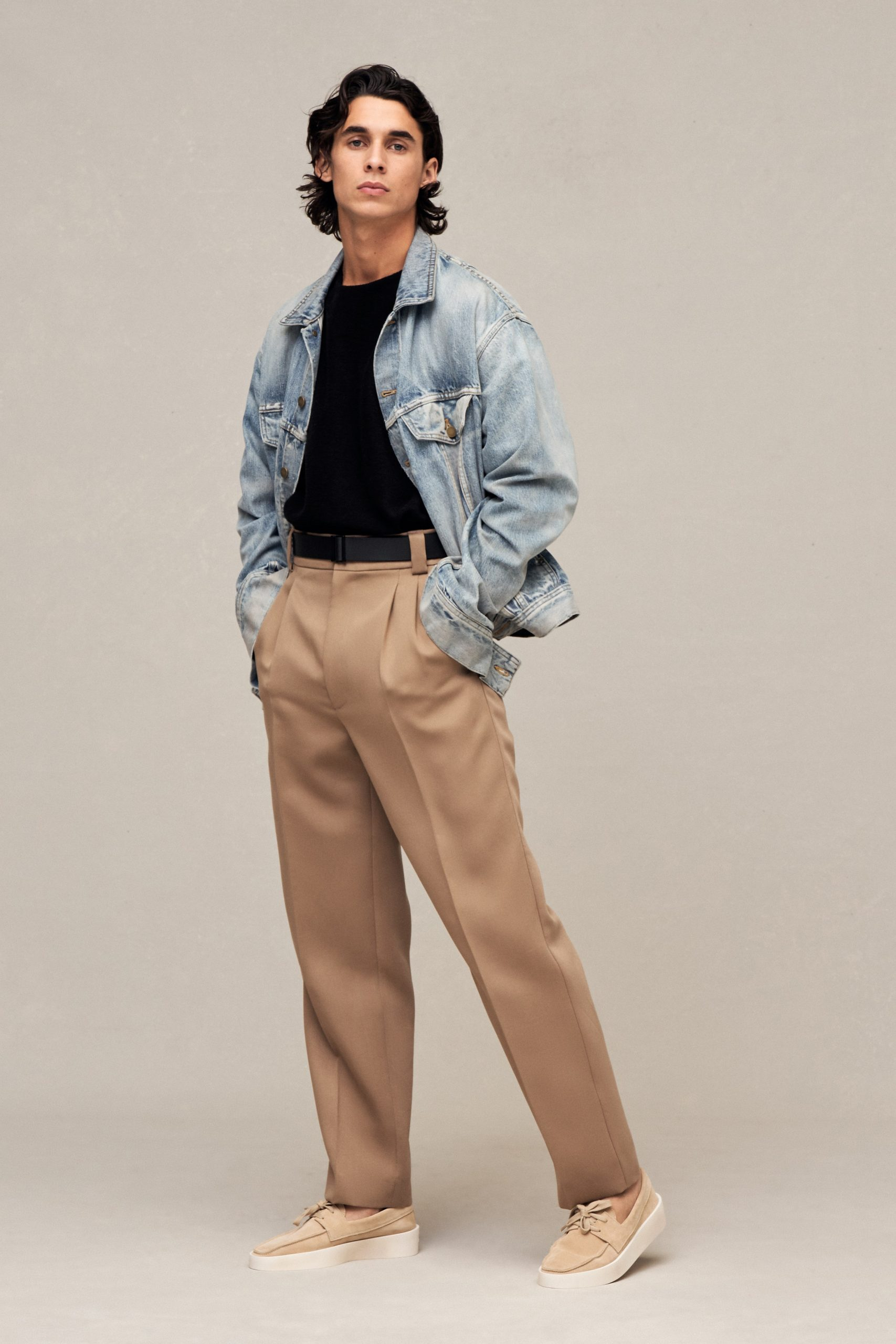 Fear of God Pre-Fall 2021 Men's Fashion Show Photos
