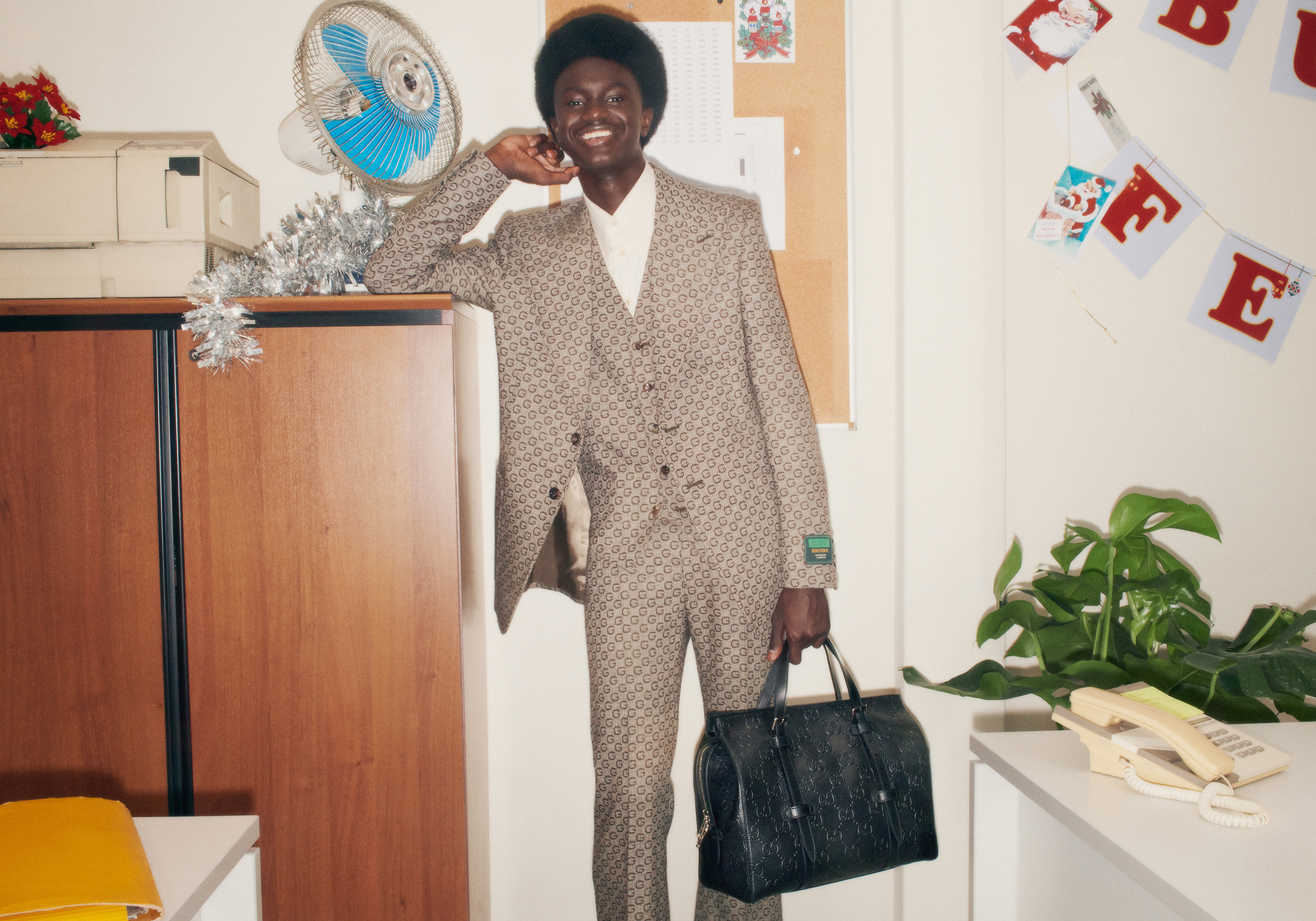 Gucci Holiday 2020 Ad Campaign Film & Photos
