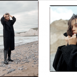 Diamond in the Rough by Linda Böse & Marcella Verweyen Fashion Editorial