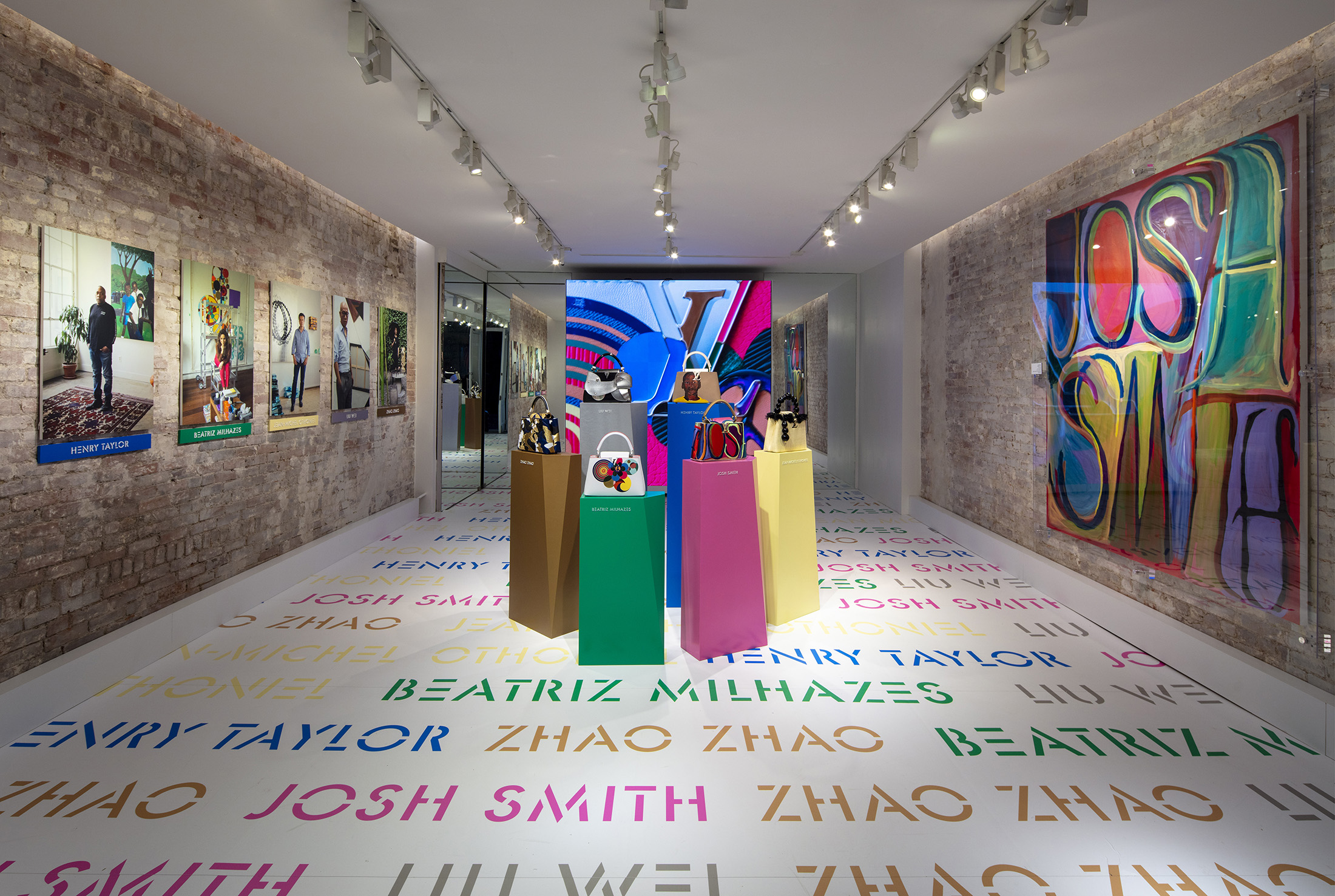 Louis Vuitton Opens Artycapucines Gallery at SoHo Store