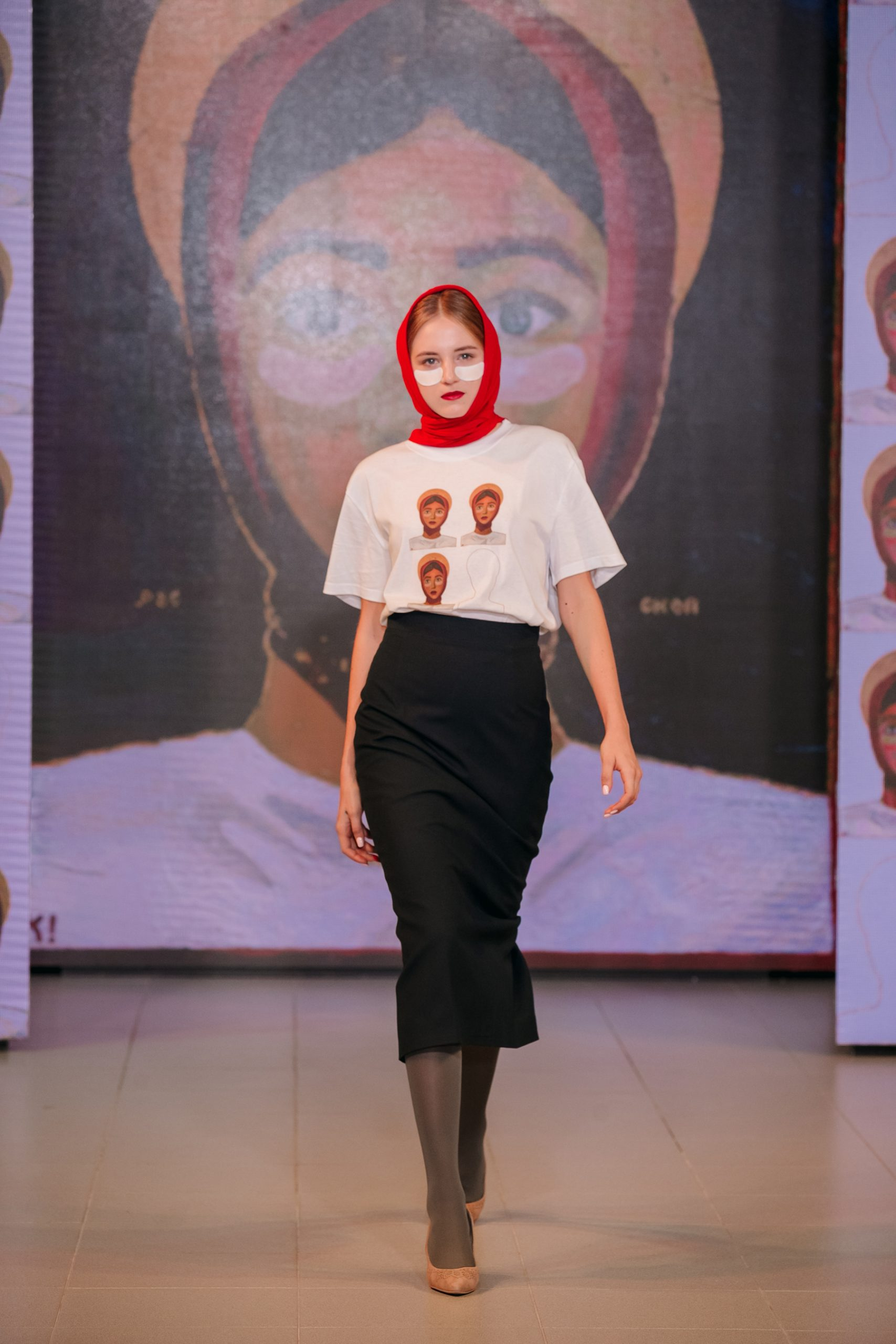 Mad Daisy Spring 2021 Fashion Show Photos