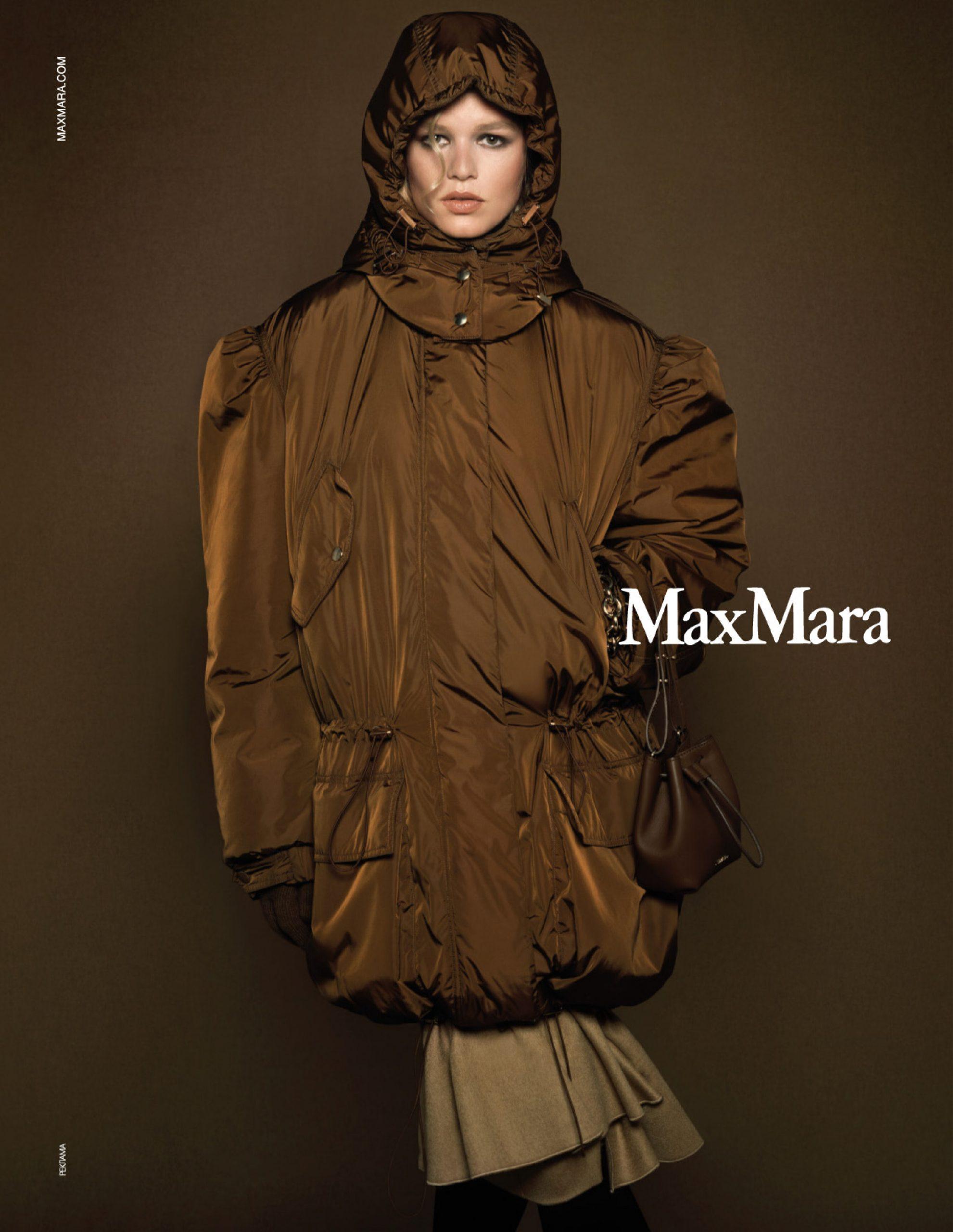 Max Mara Fall 2020 Ad Campaign Photos