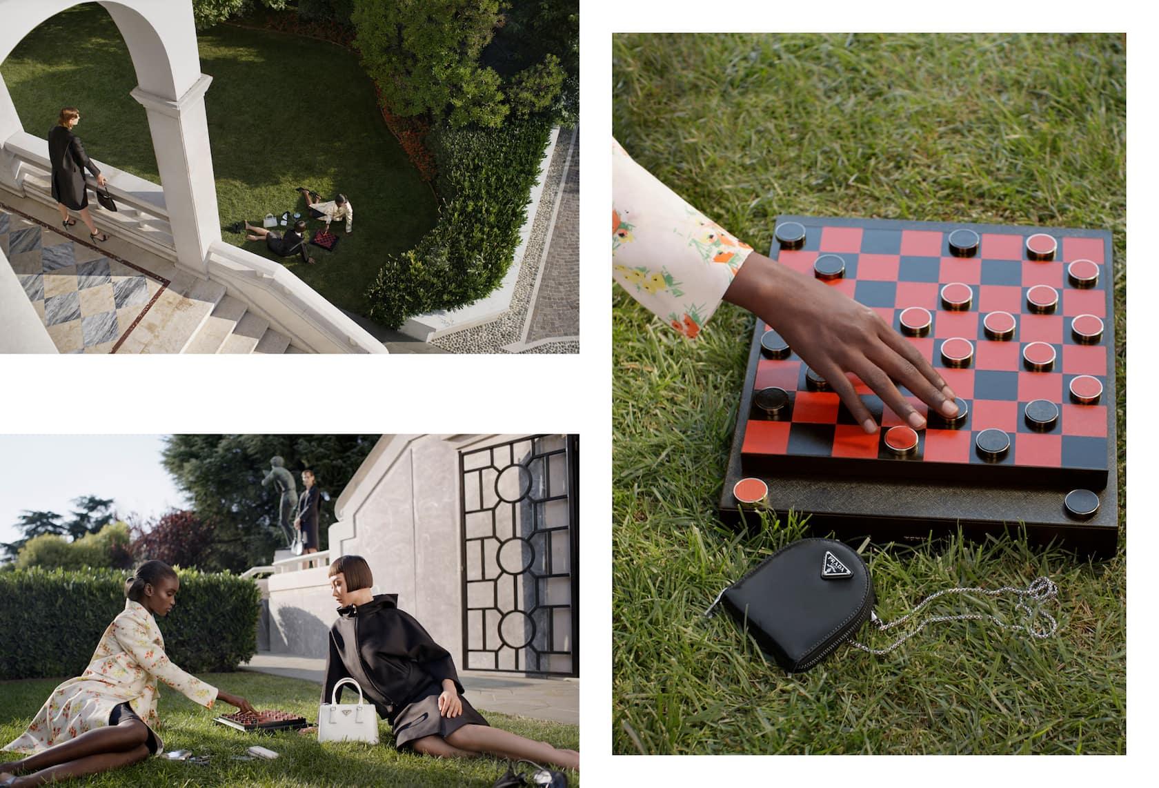 Prada Holiday 2020 Ad Campaign Film & Photos
